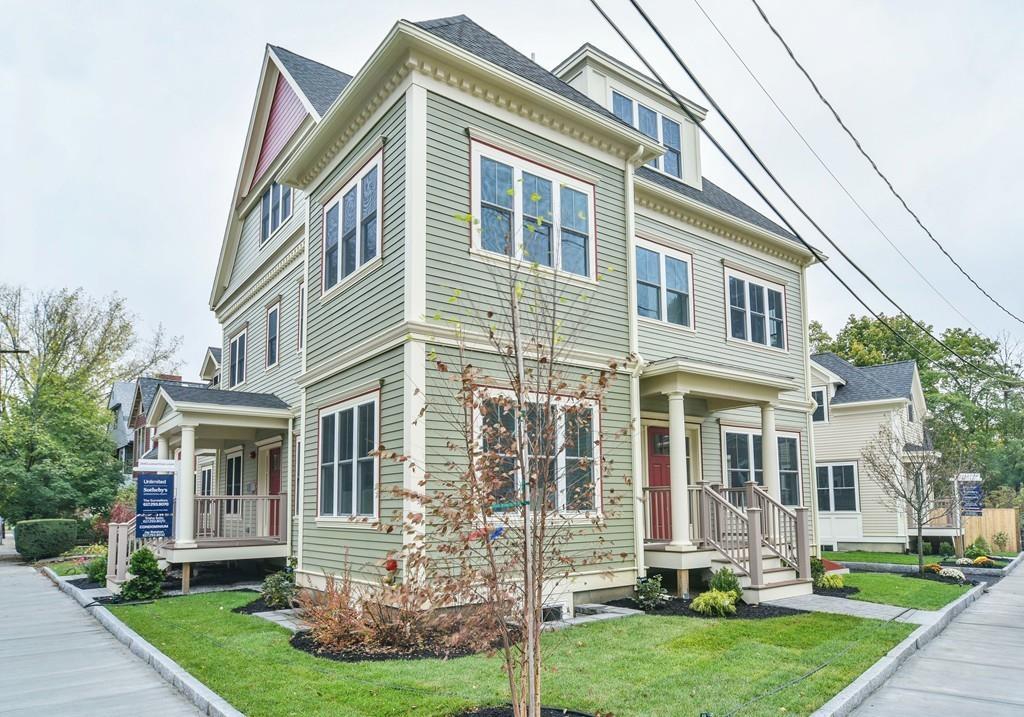 Кондоминиум для того Продажа на 266 Lamartine #1, Boston 266 Lamartine St #1 Boston, Массачусетс, 02130 Соединенные Штаты