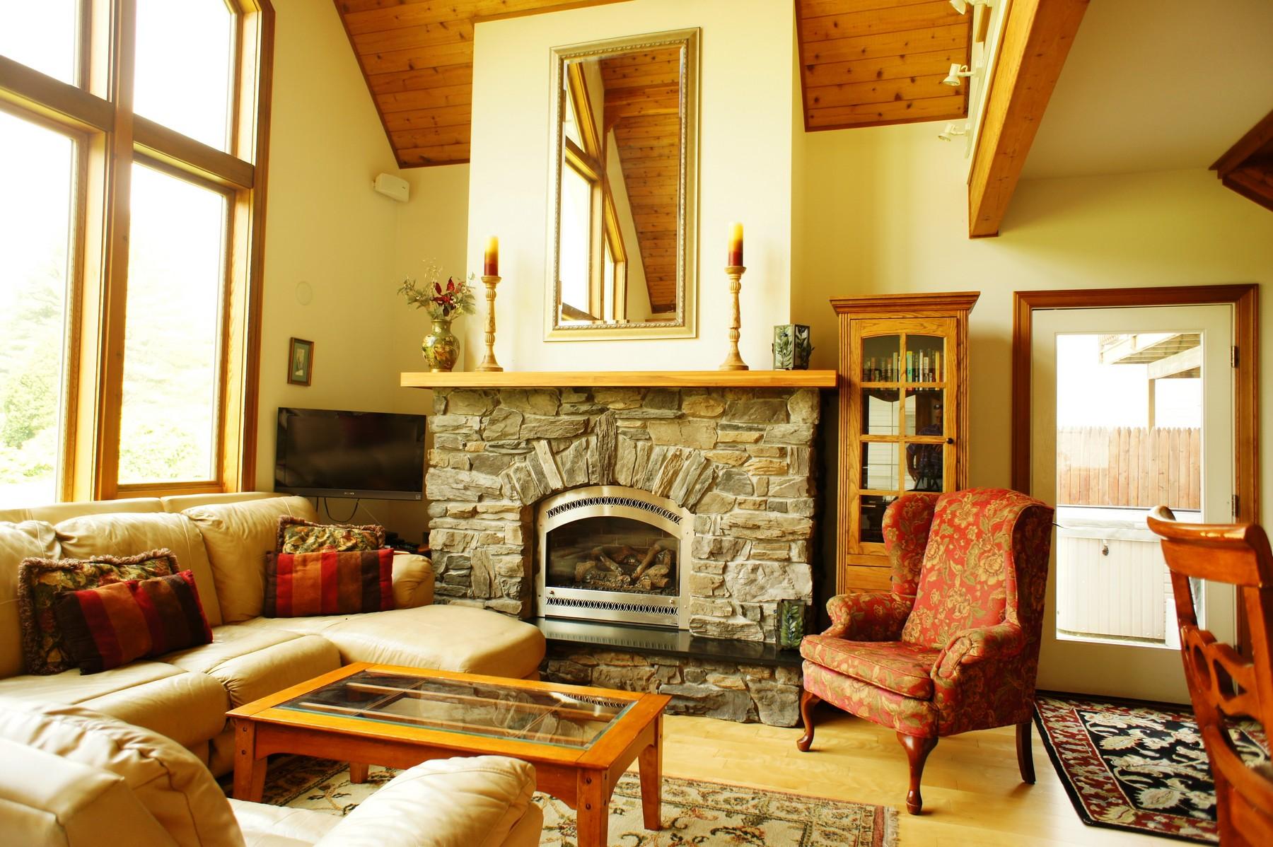 共管式独立产权公寓 为 销售 在 Riverwalk Townhomes 26B Butternut Ln 26B Stowe, 佛蒙特州 05672 美国
