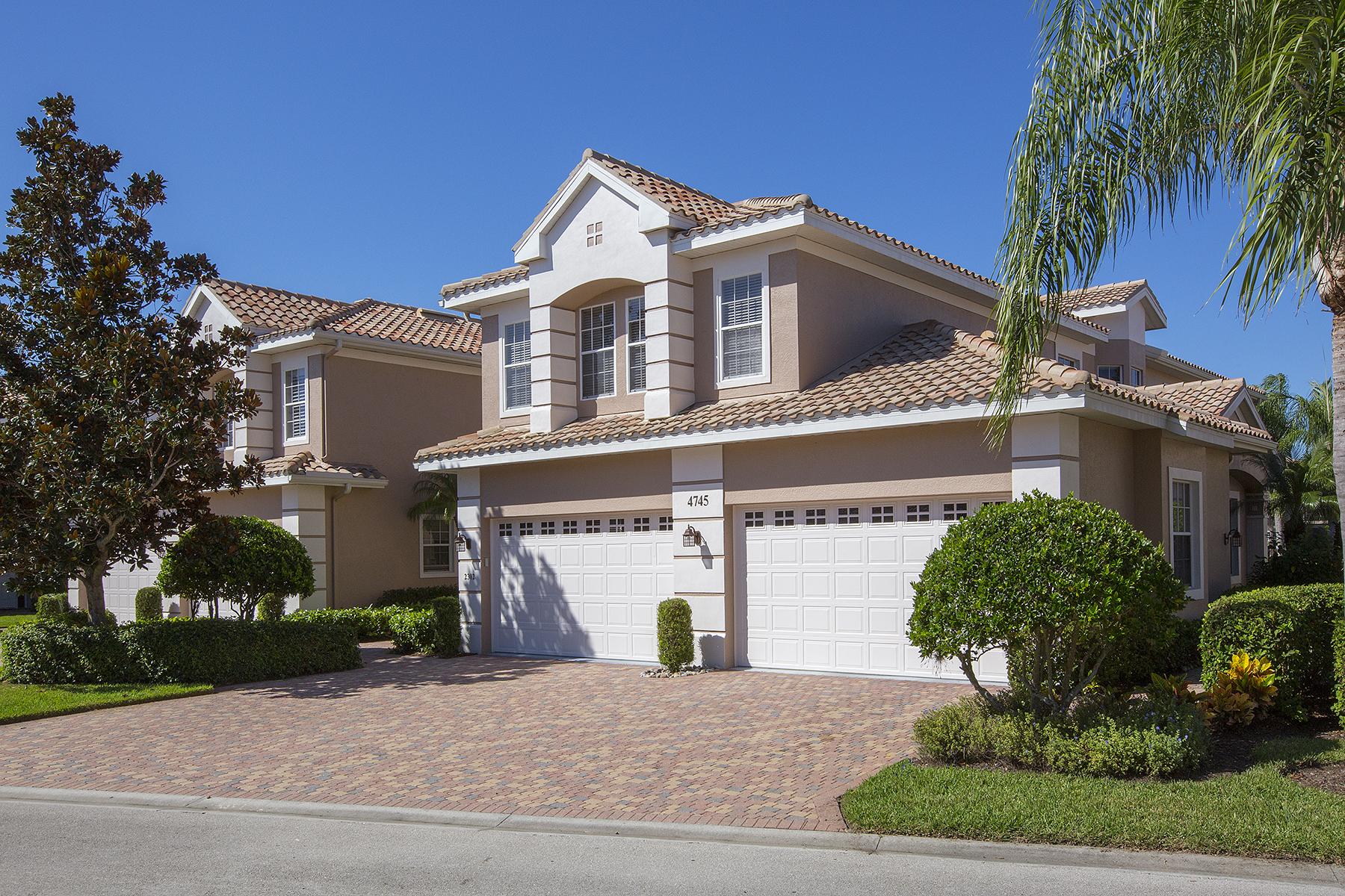 コンドミニアム のために 売買 アット KENSINGTON - WELLINGTON PLACE ll 4745 Stratford Ct 2304 Naples, フロリダ, 34105 アメリカ合衆国