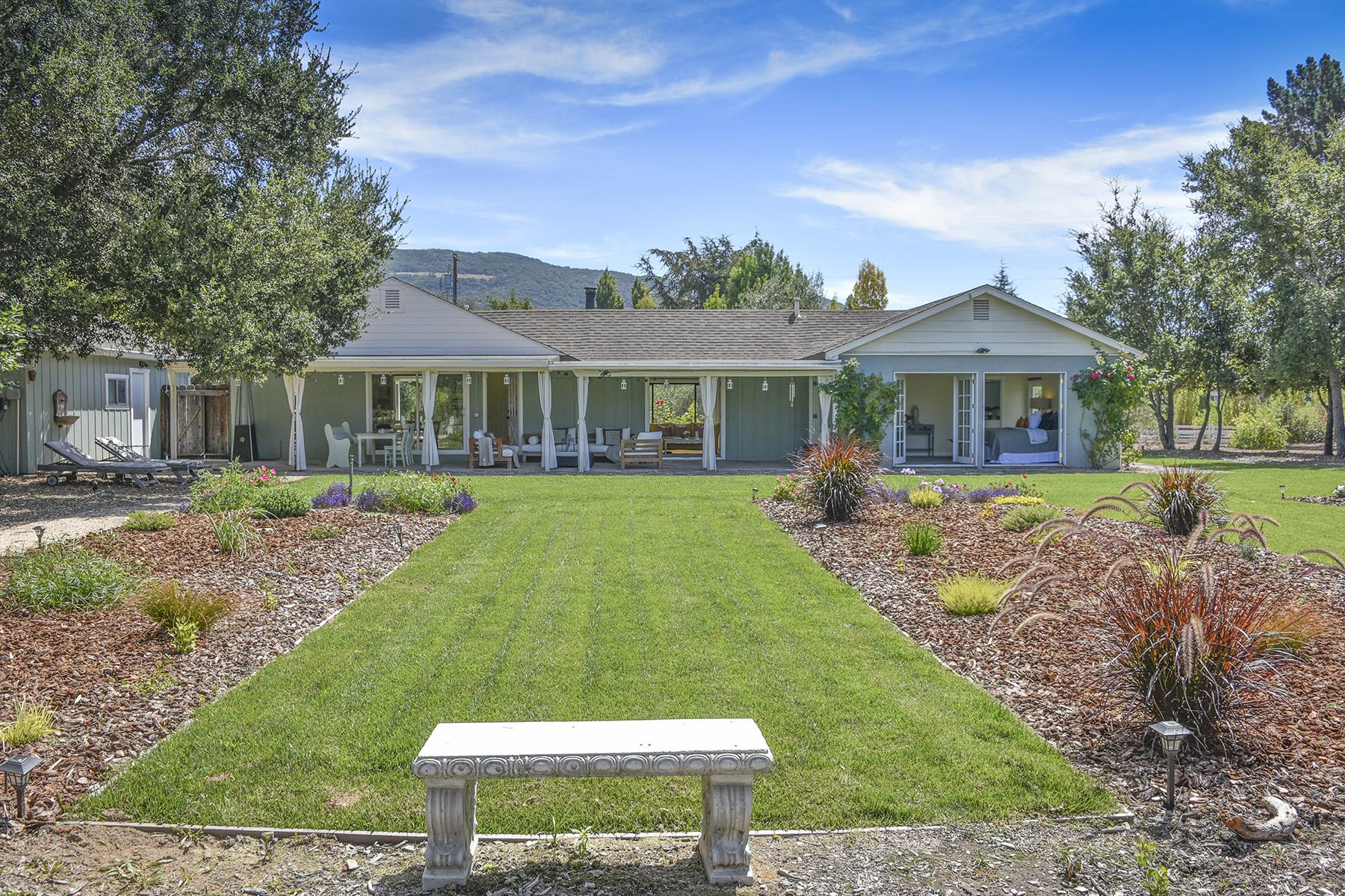 단독 가정 주택 용 매매 에 1054 Olive Hill Ln, Napa, CA 94558 1054 Olive Hill Ln Napa, 캘리포니아, 94558 미국