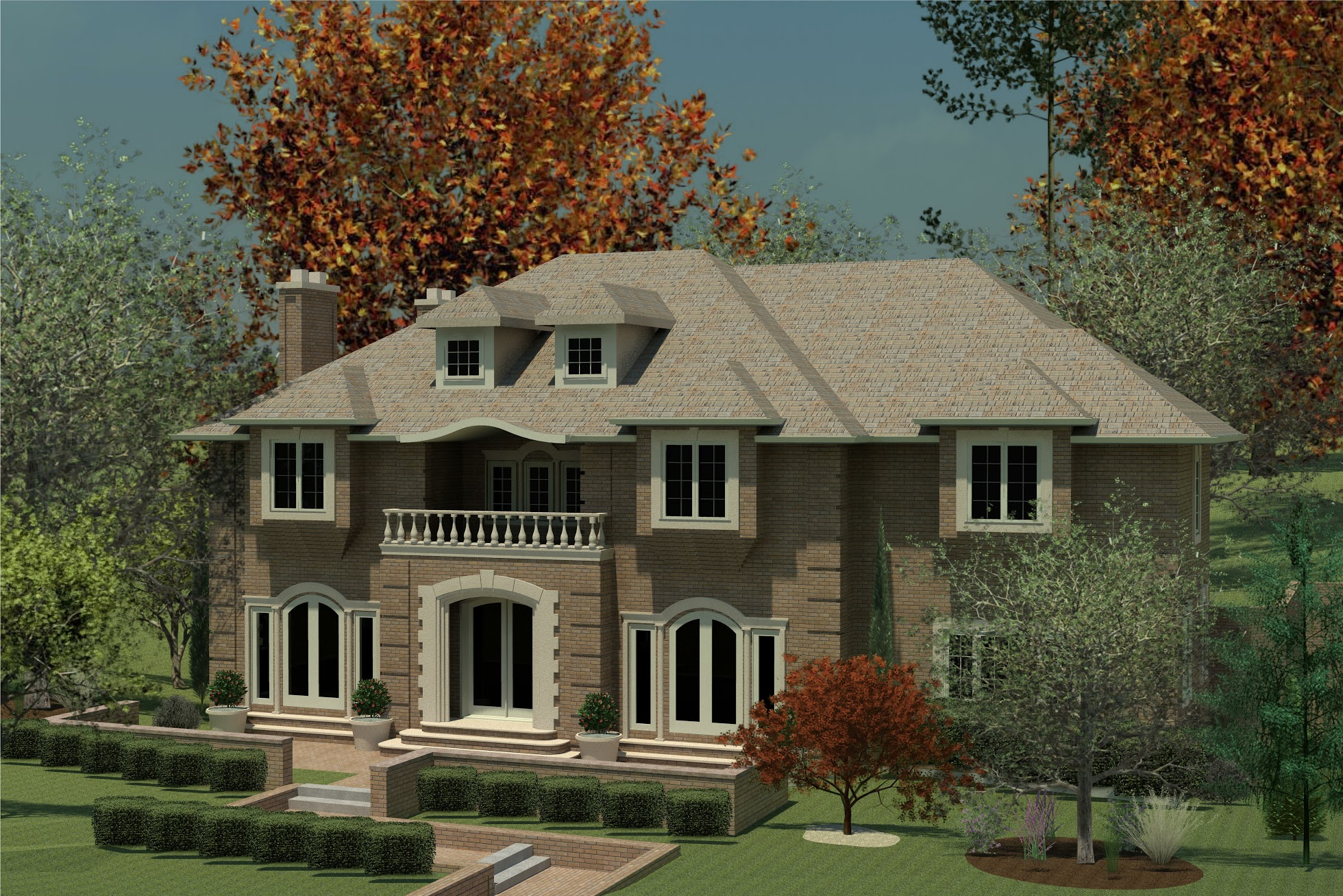 sales property at Colonial - New Construction