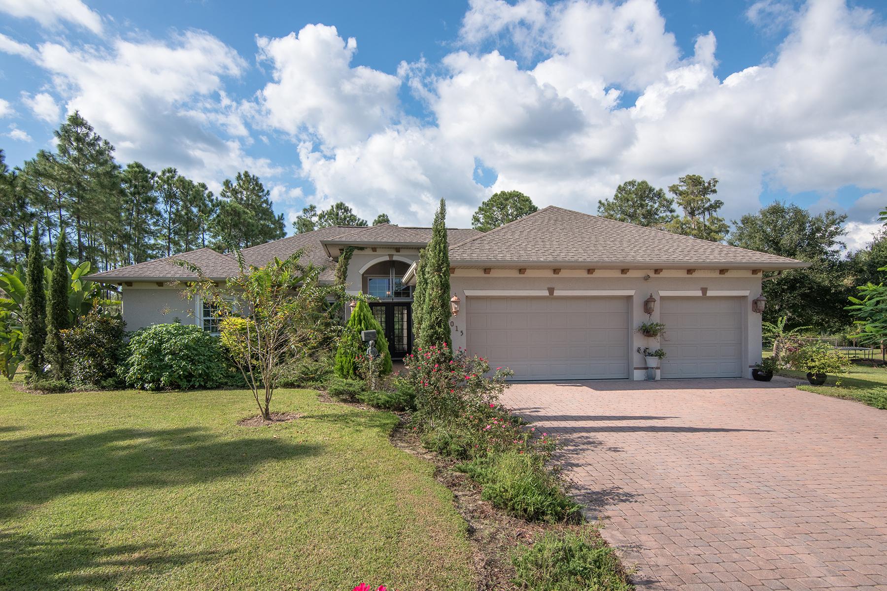 단독 가정 주택 용 매매 에 GOLDEN GATE ESTATES 3015 16th Ave SE Naples, 플로리다 34117 미국