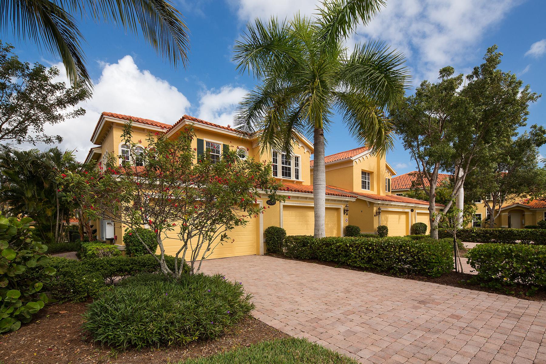 Condominium for Sale at 9059 Cascada Way , 201, Naples, FL 34114 9059 Cascada Way 201 Naples, Florida, 34114 United States