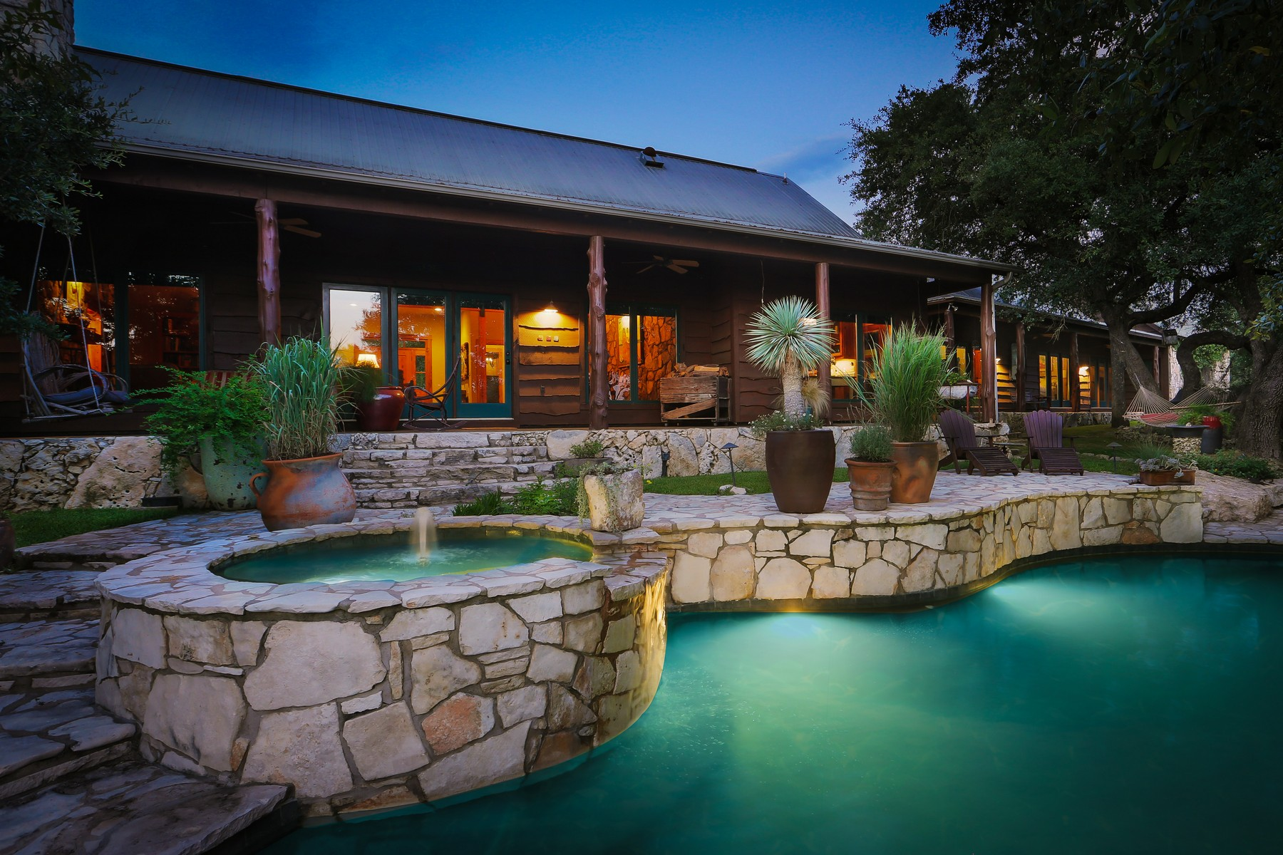 sales property at Rustic Gentleman's Ranch in Driftwood, Texas