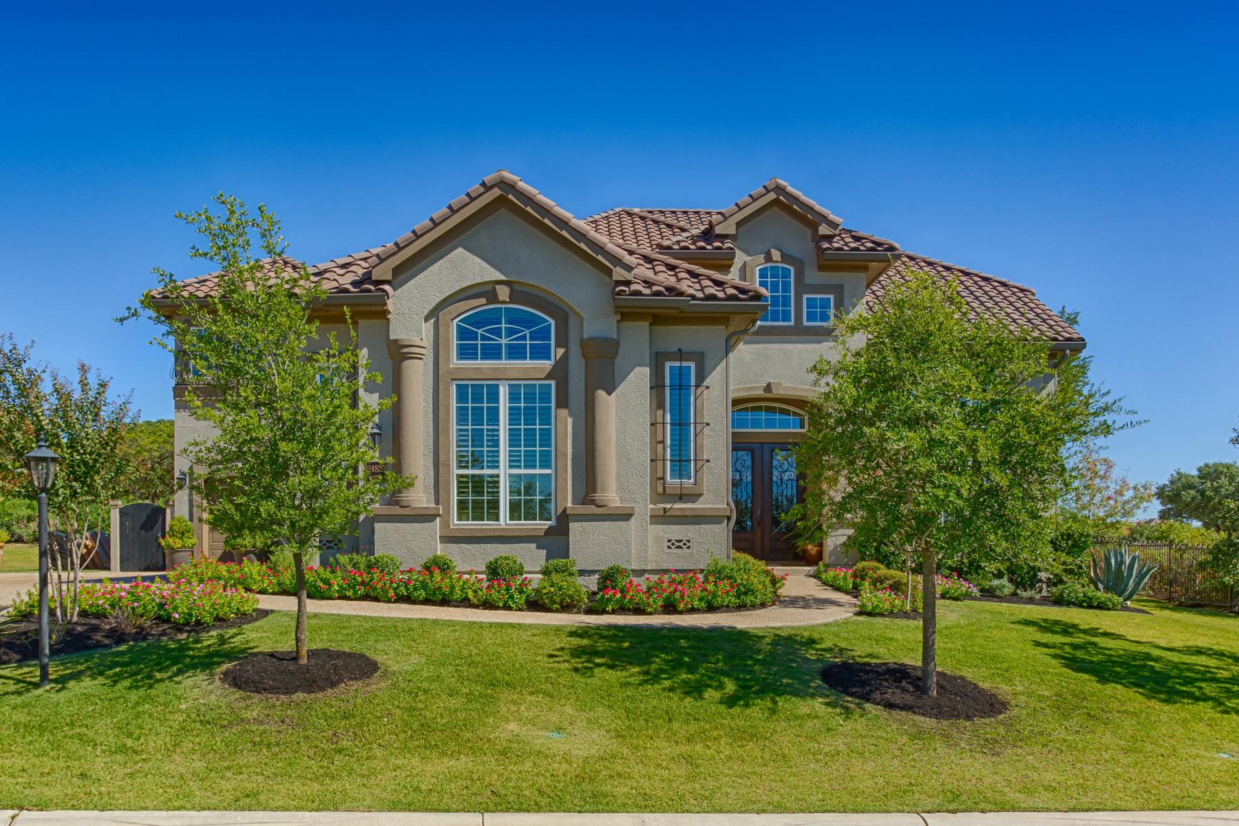 獨棟家庭住宅 為 出售 在 Award Winning Custom Home in The Dominion 24839 Ellesmere The Dominion, San Antonio, 德克薩斯州, 78257 美國