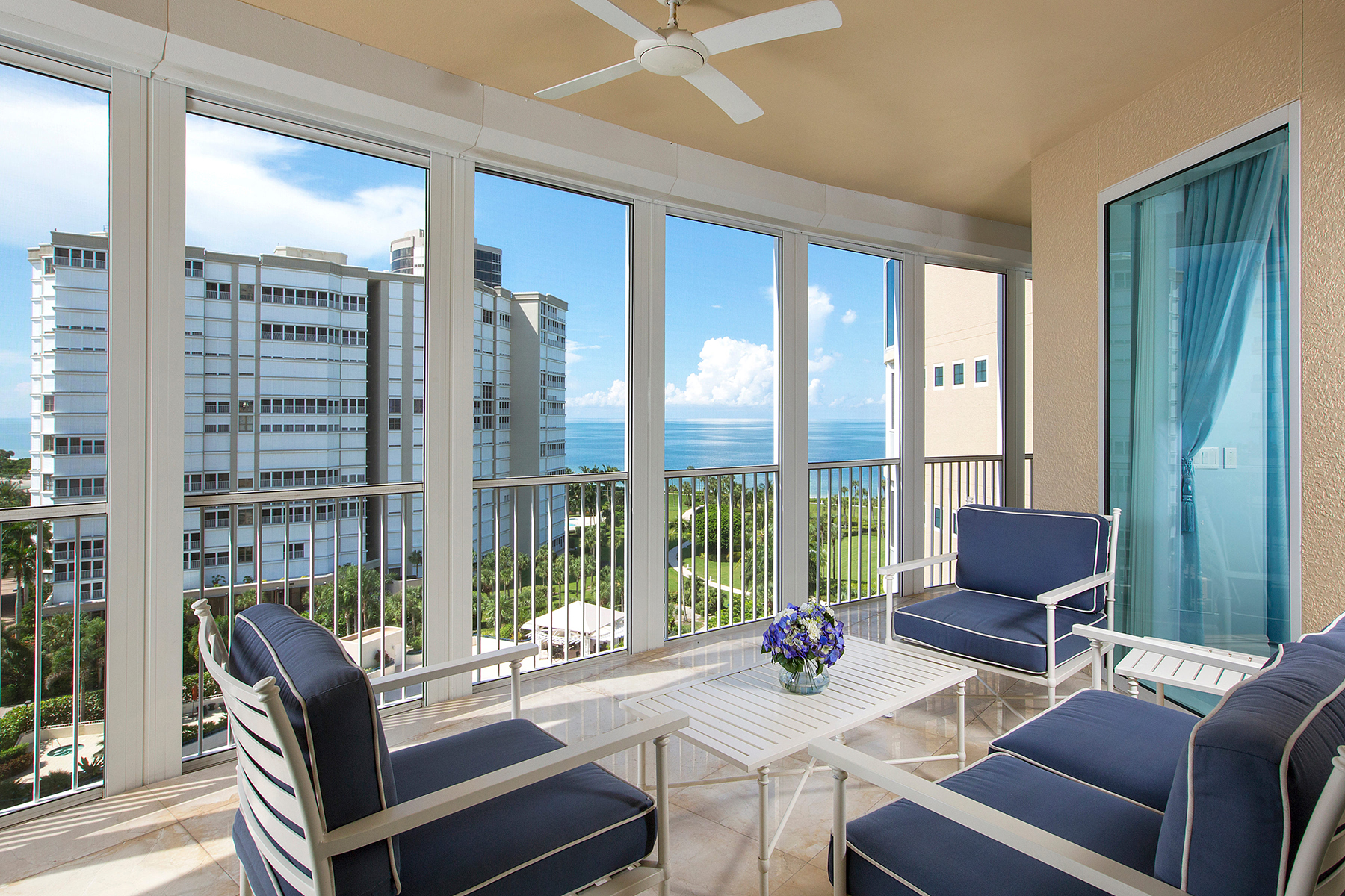 Condominium for Sale at PARK SHORE - ARIA 4501 Gulf Shore Blvd N Unit 901 Naples, Florida, 34103 United States