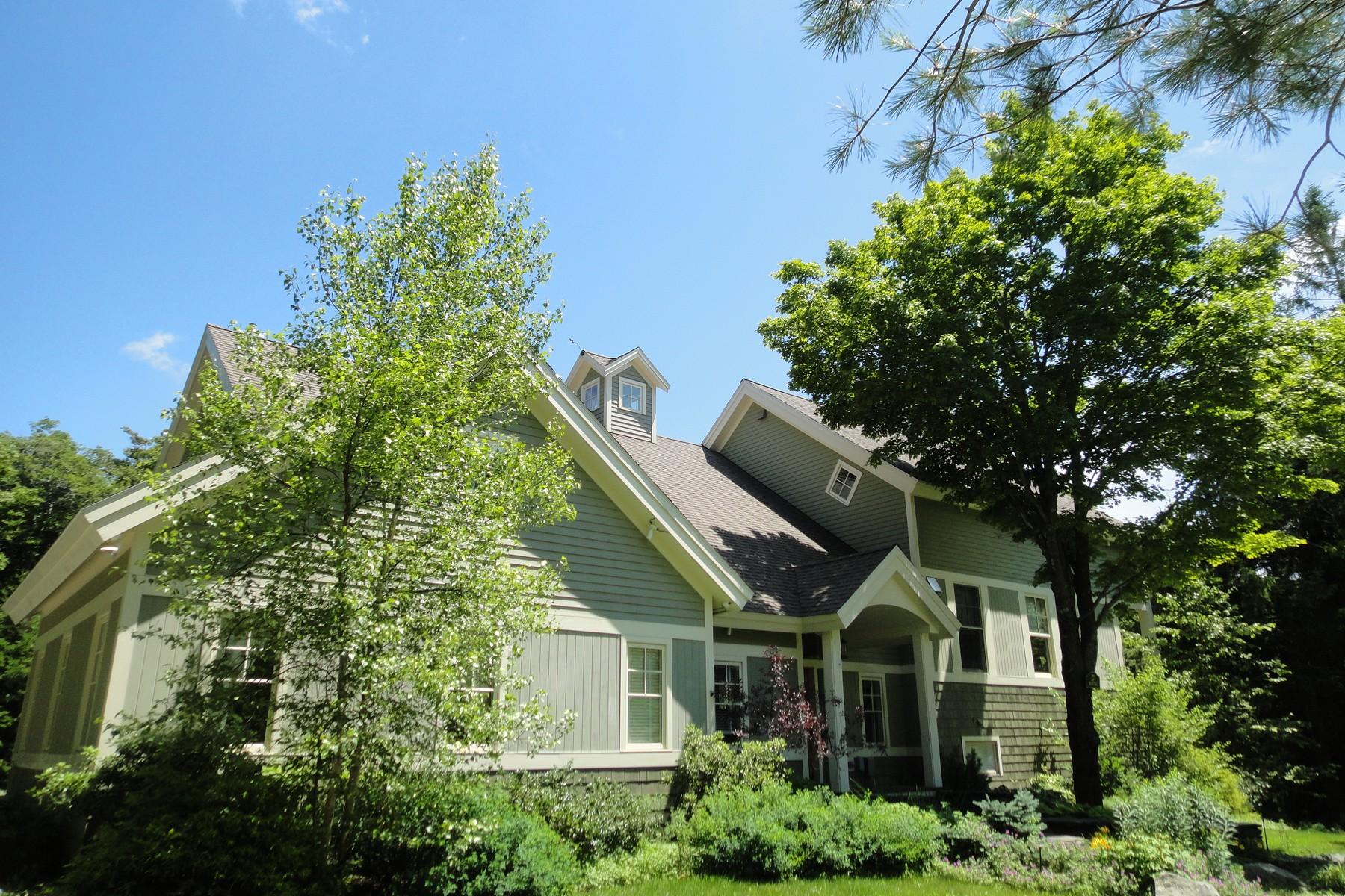 단독 가정 주택 용 매매 에 Premier Stratton Mountain 99 West Ridge Rd Stratton, 베르몬트 05155 미국