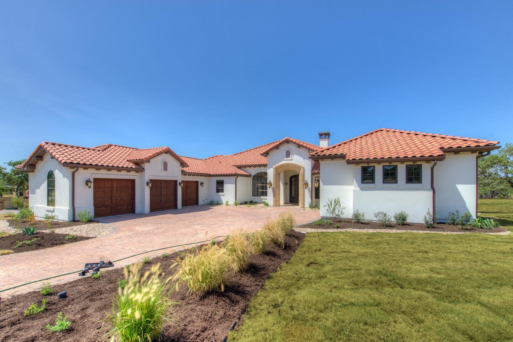 Nhà ở một gia đình vì Bán tại Belvedere One Story 8516 Bellancia Dr Austin, Texas 78738 Hoa Kỳ