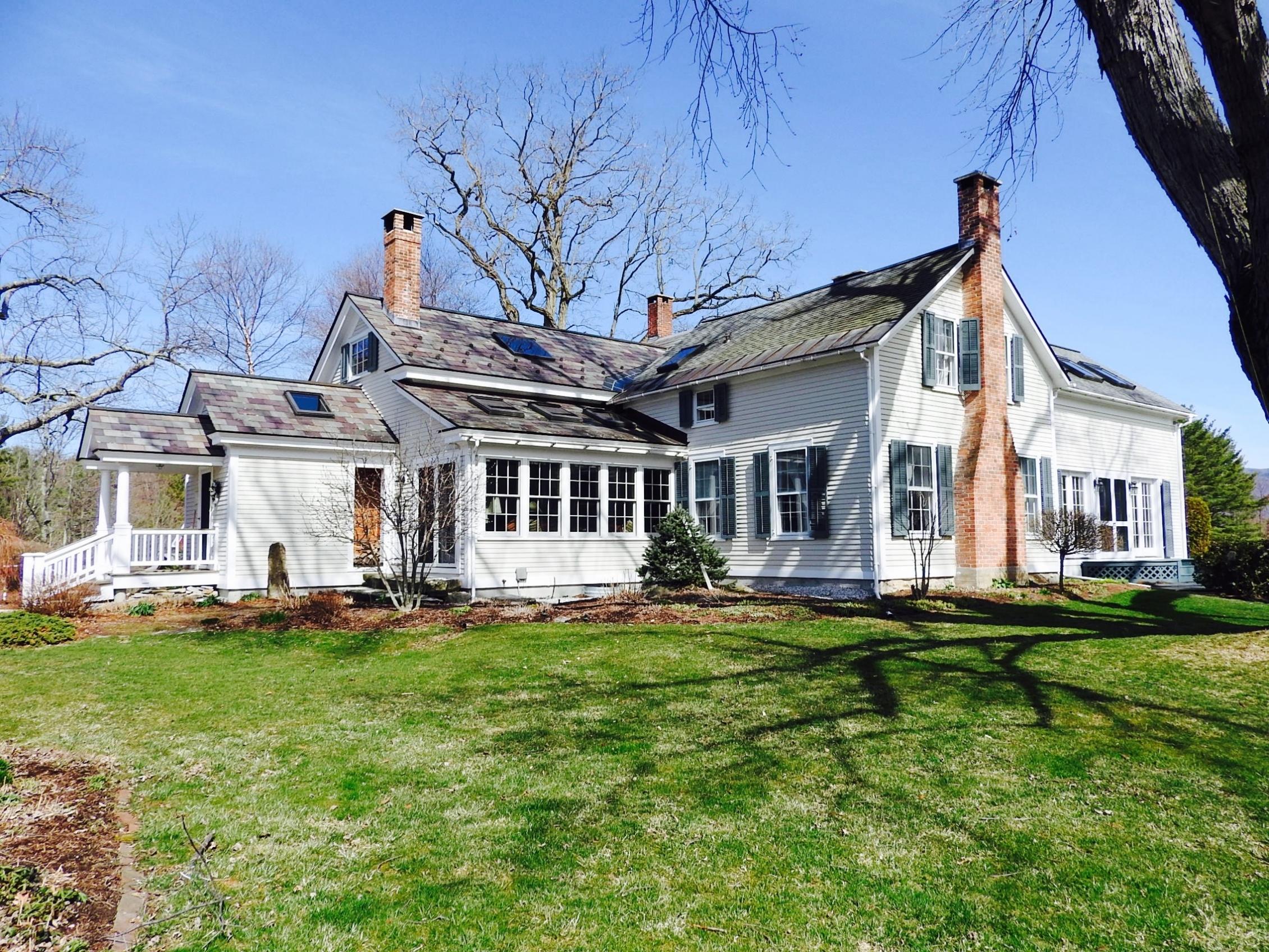 Villa per Vendita alle ore 408 Hollow Road, Brandon 408 Hollow Rd Brandon, Vermont, 05733 Stati Uniti