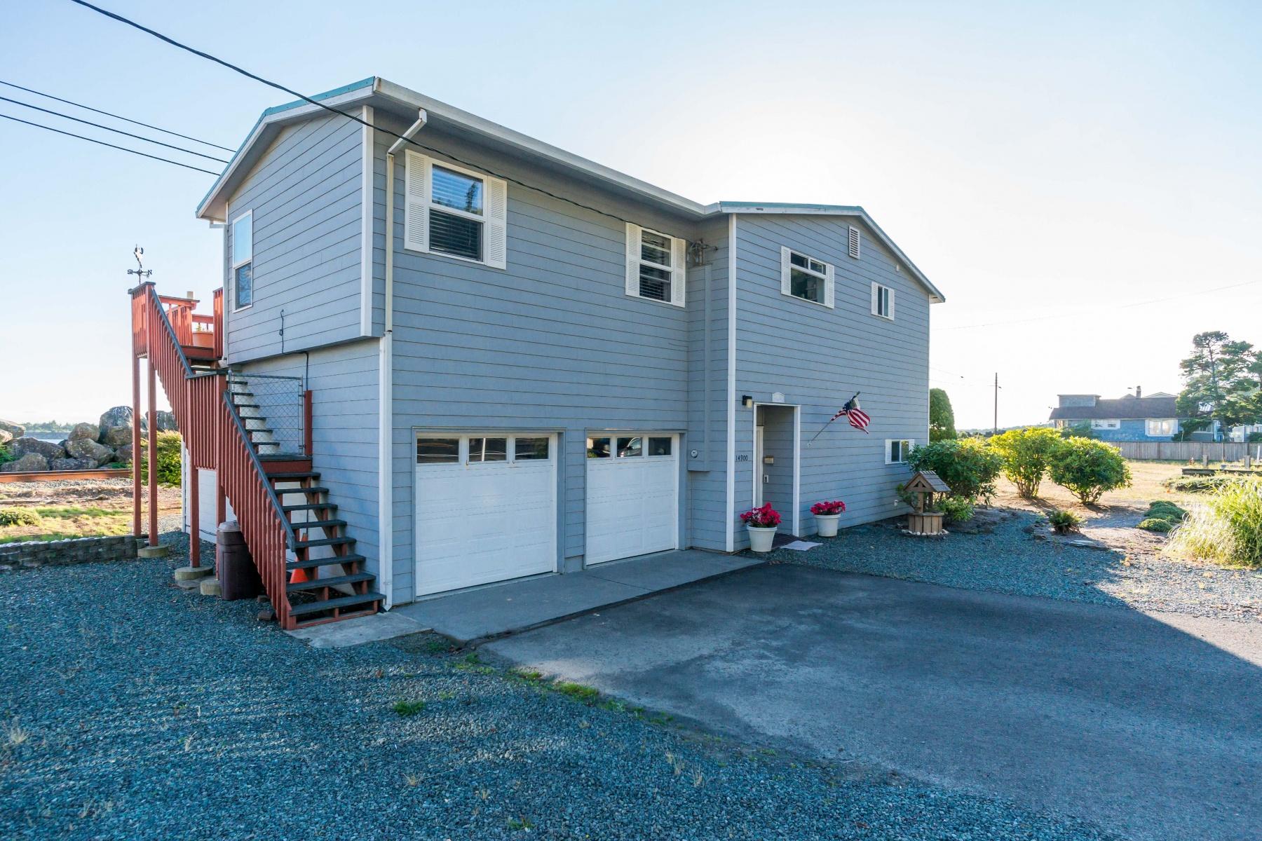 Single Family Home for Sale at 14900 N HWY 101, ROCKAWAY BEACH Rockaway Beach, Oregon, 97136 United States
