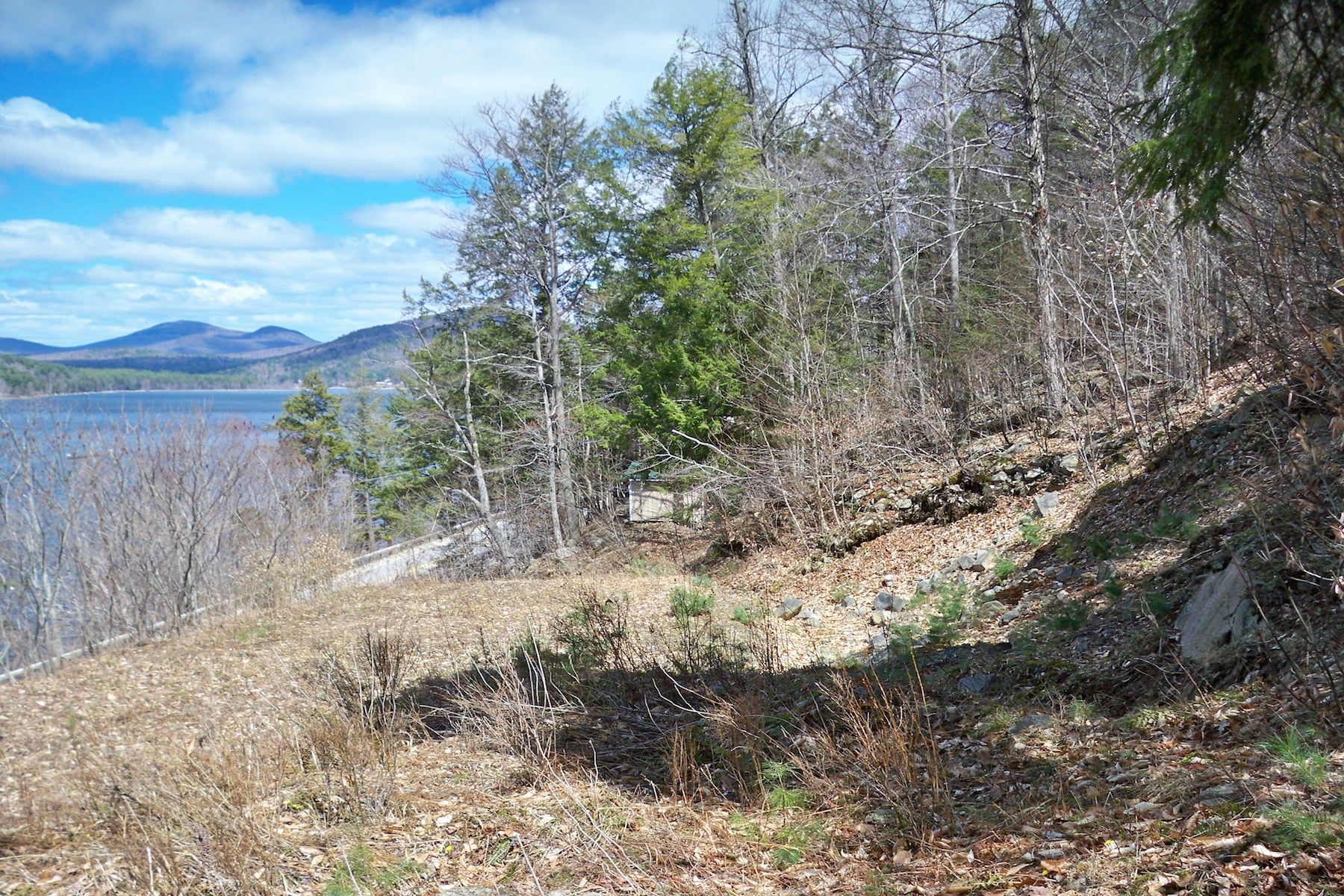 Additional photo for property listing at Prime Waterfront Building Lot 0  South Shore Rd Day, Нью-Йорк 12835 Соединенные Штаты