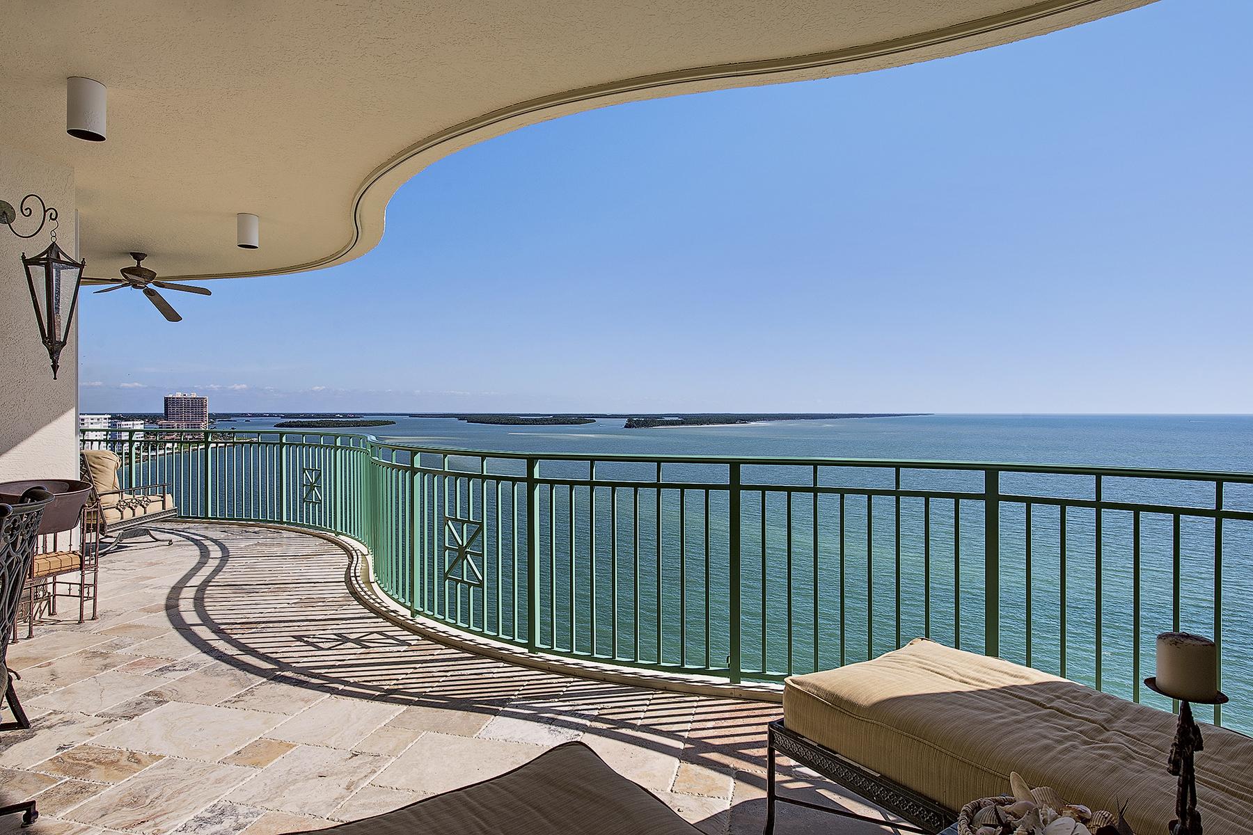 Condominio per Vendita alle ore CAPE MARCO - BELIZE 970 Cape Marco Dr 1104 Marco Island, Florida, 34145 Stati Uniti