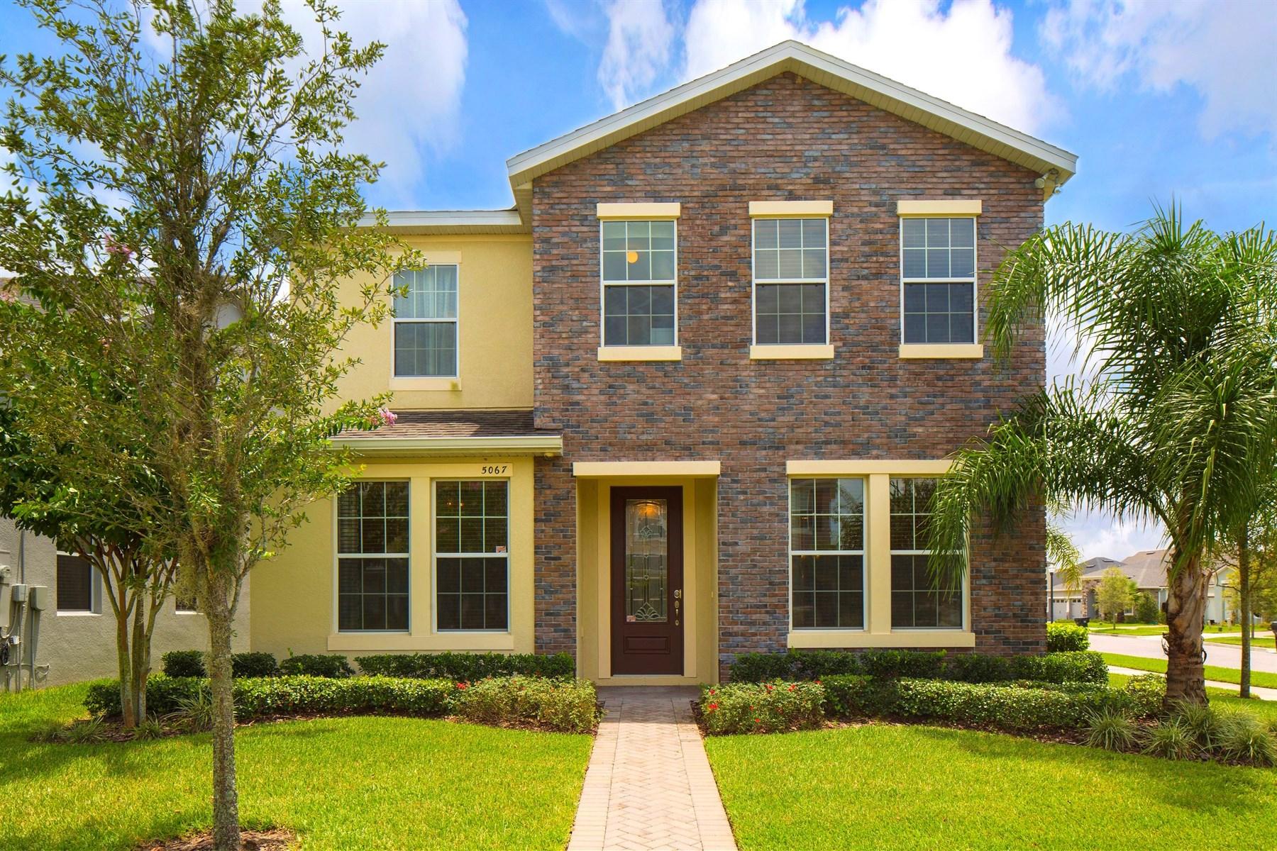 独户住宅 为 销售 在 ORLANDO 5067 Giant Bulrush Ln Orlando, 佛罗里达州 32811 美国