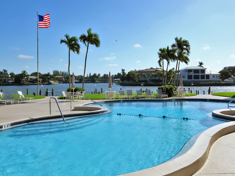 Property Of THE MOORINGS  - COQUINA CLUB