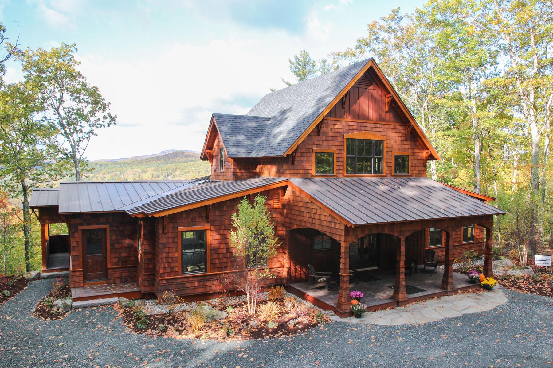 Частный односемейный дом для того Продажа на 14 Squam River Landing, Ashland Ashland, Нью-Гэмпшир 03217 Соединенные Штаты