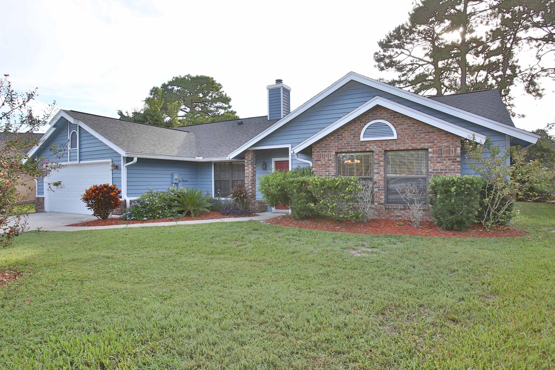 Tek Ailelik Ev için Satış at SPRUCE CREEK AND THE BEACHES 954 Greenmont Ct Port Orange, Florida, 32127 Amerika Birleşik Devletleri