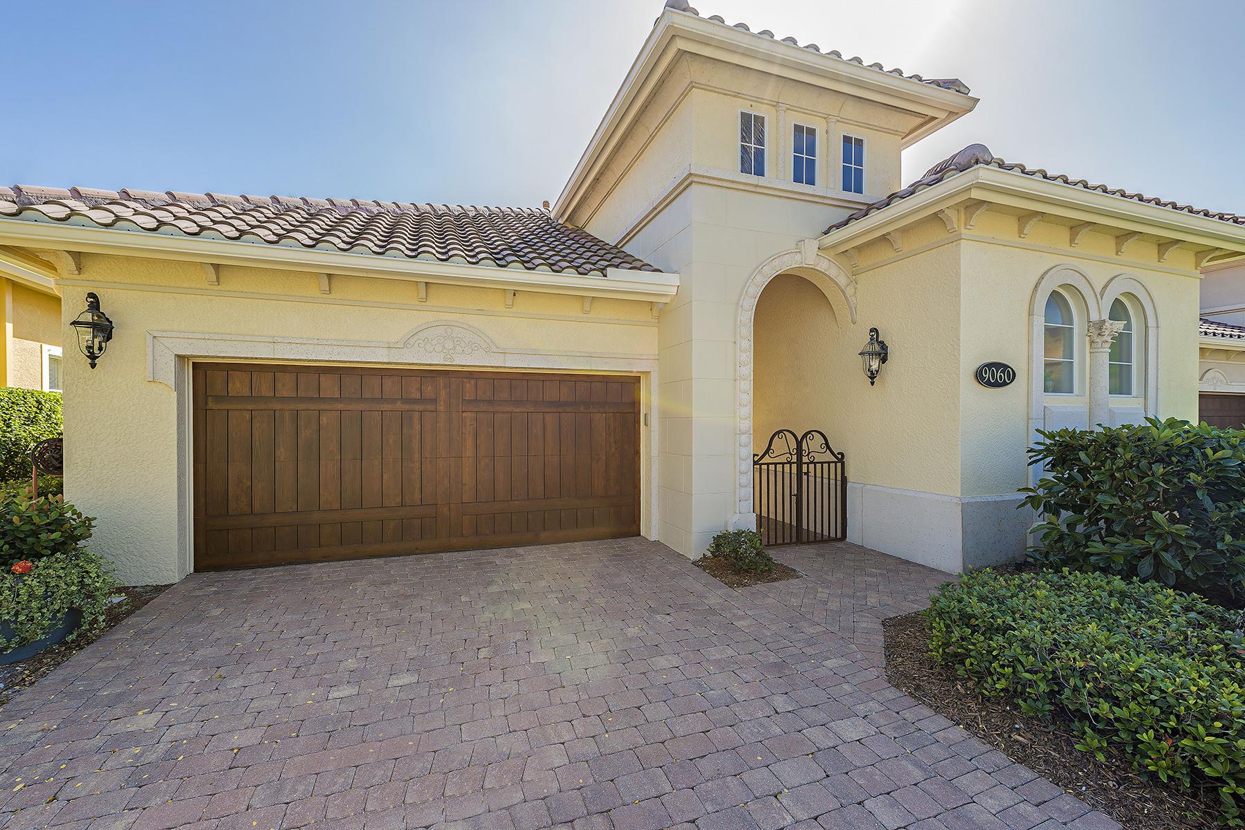 Maison unifamiliale pour l Vente à FIDDLER'S CREEK - CRANBERRY CROSSING 9060 Cherry Oaks Trl Naples, Florida, 34114 États-Unis