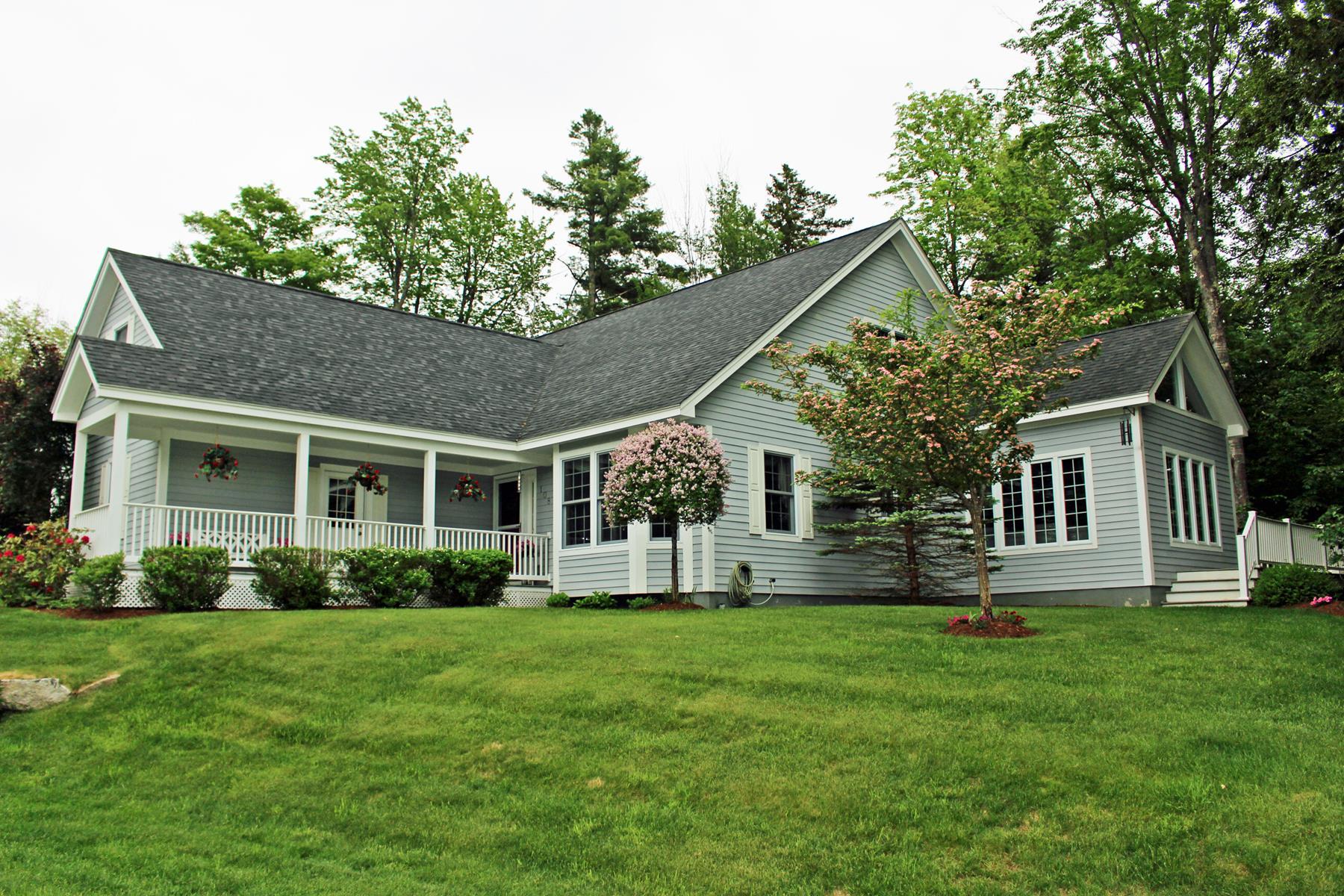 Maison unifamiliale pour l Vente à 108 Spruce, New London 108 Spruce Ln New London, New Hampshire 03257 États-Unis