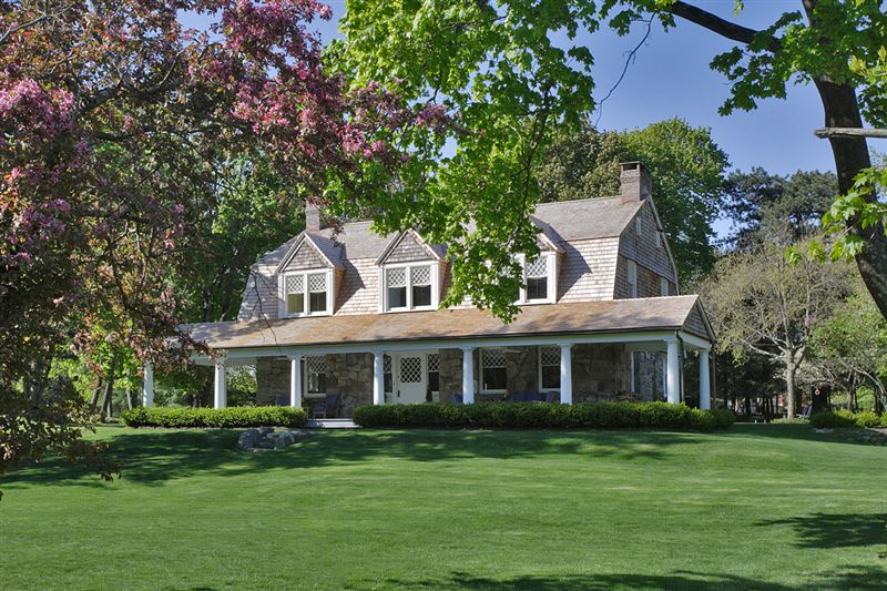 Single Family Home for Sale at Kane Cruger Cottage Tuxedo Park, New York 10987 United States