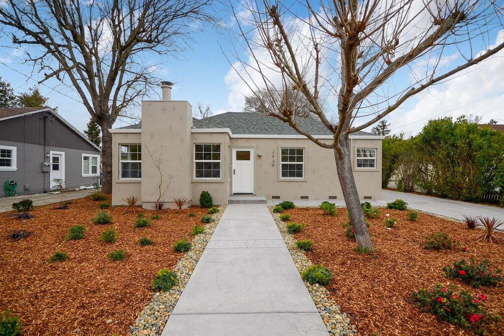Casa Unifamiliar por un Venta en 2830 Pine St, Napa, CA 94558 2830 Pine St Napa, California 94558 Estados Unidos