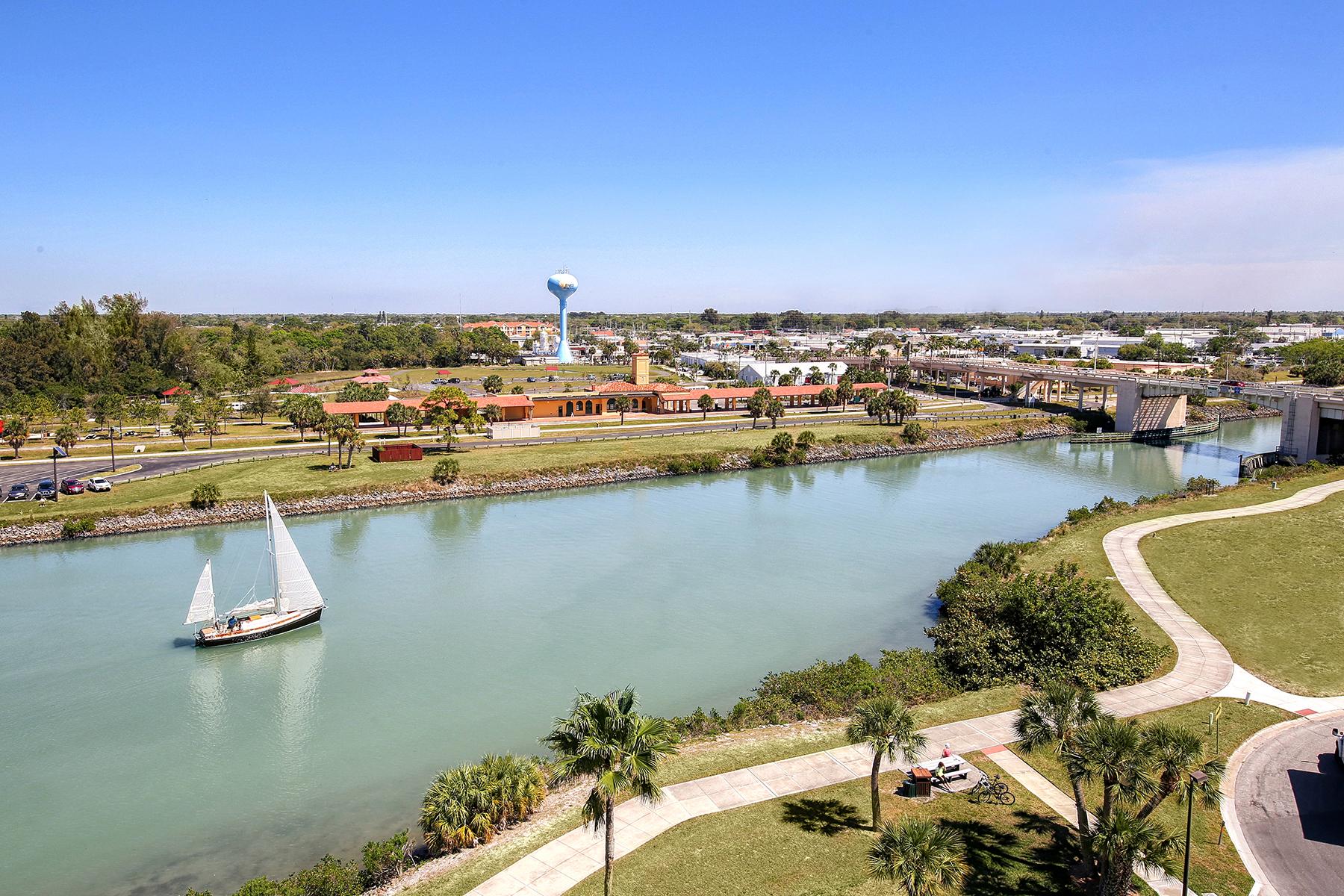 Condominium for Sale at WATERFRONT ON VENICE ISLAND 167 Tampa Ave E 815 Venice, Florida, 34285 United States