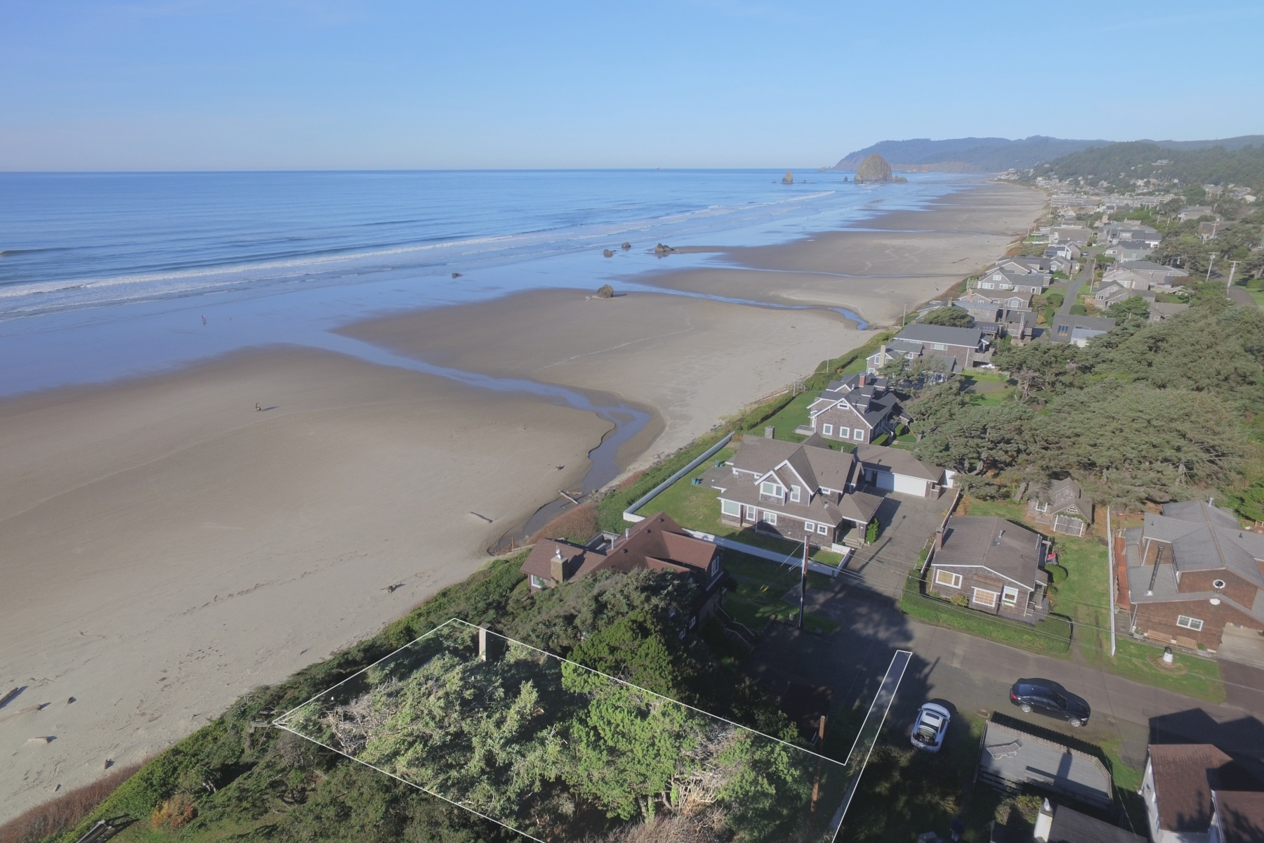 Land for Sale at 271 Kenai, CANNON BEACH 271 Kenai St Cannon Beach, Oregon, 97110 United States
