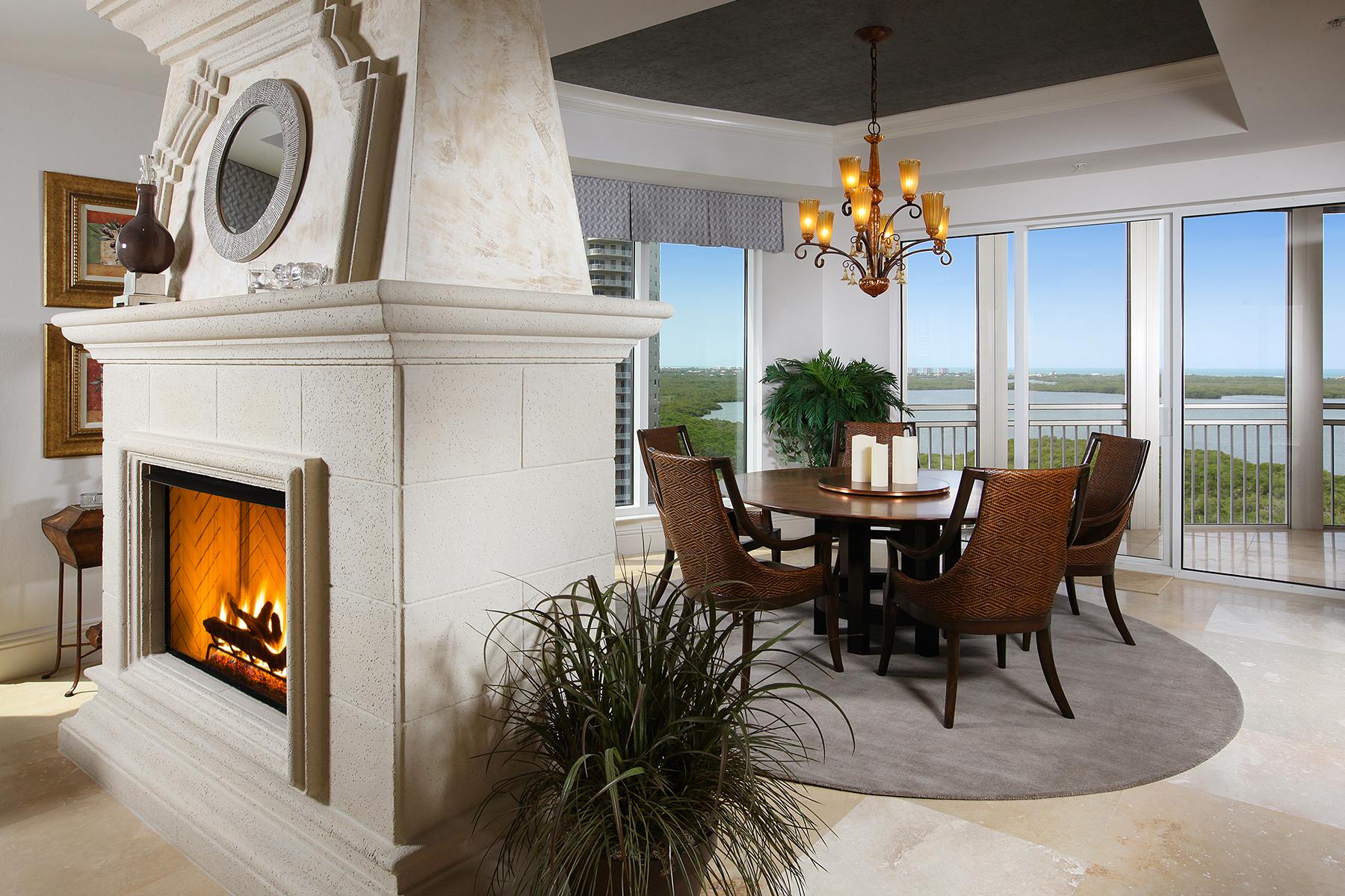 共管式独立产权公寓 为 销售 在 BONITA BAY - AZURE 4931 Bonita Bay Blvd 1401 Bonita Springs, 佛罗里达州 34134 美国