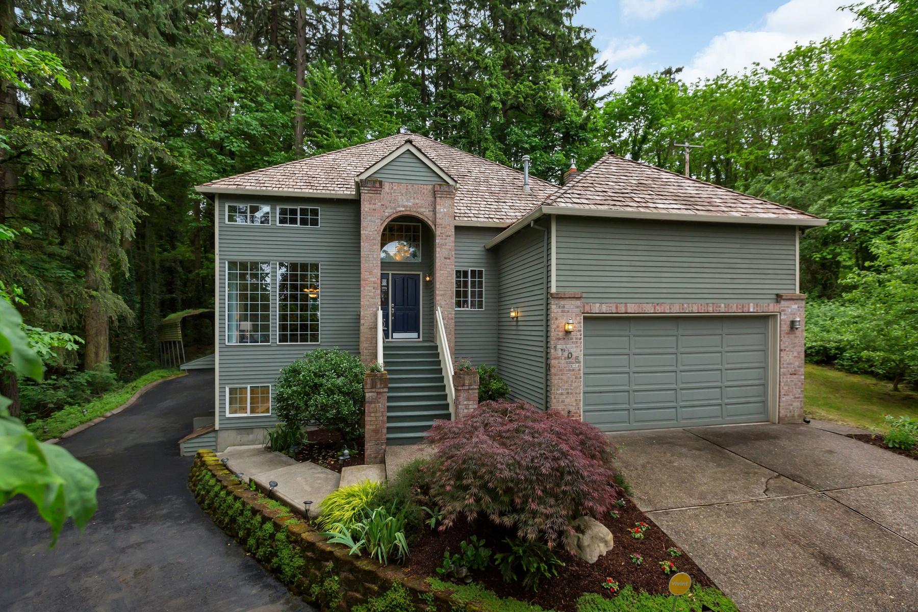 独户住宅 为 销售 在 1705 LEE ST, LAKE OSWEGO 奥斯威尔湖, 俄勒冈州, 97034 美国