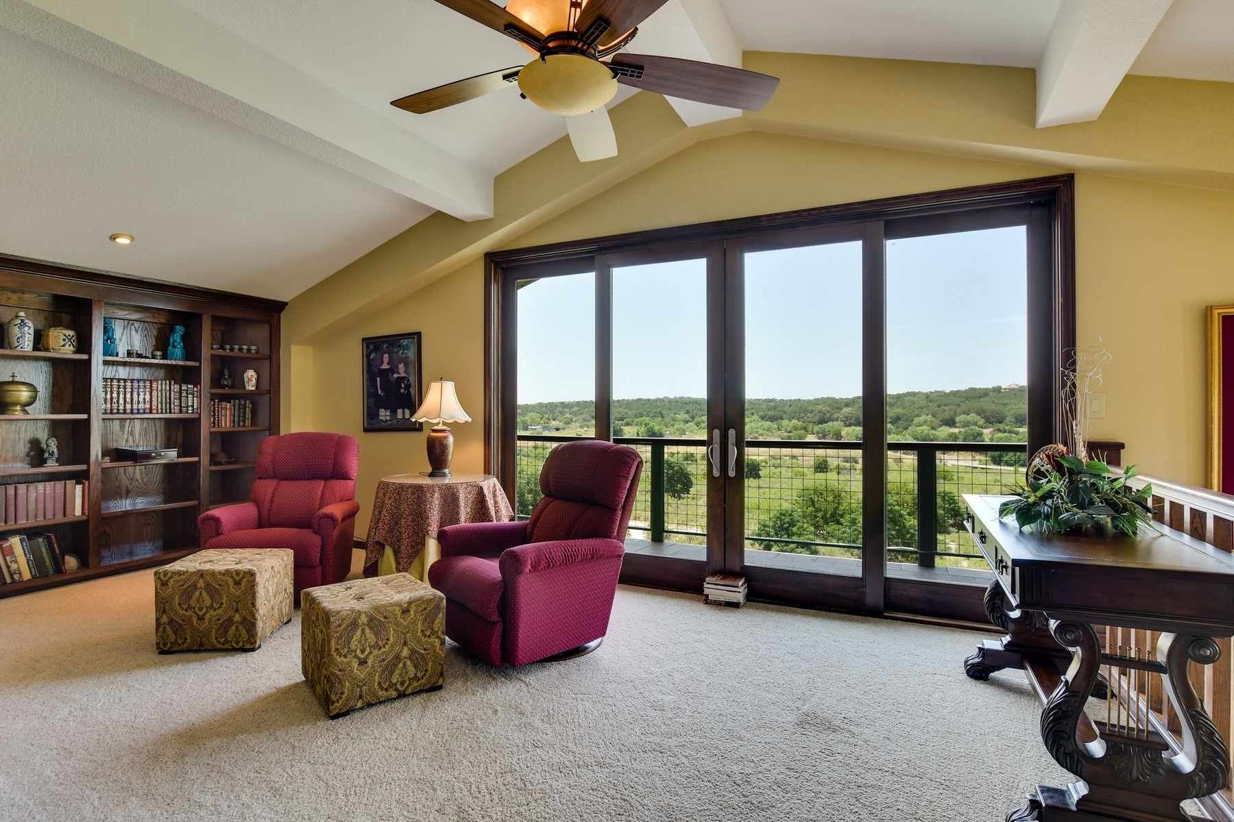 Additional photo for property listing at Breathtaking Cliff House 4589 Dos Rios Trl Mason, Texas 78756 United States