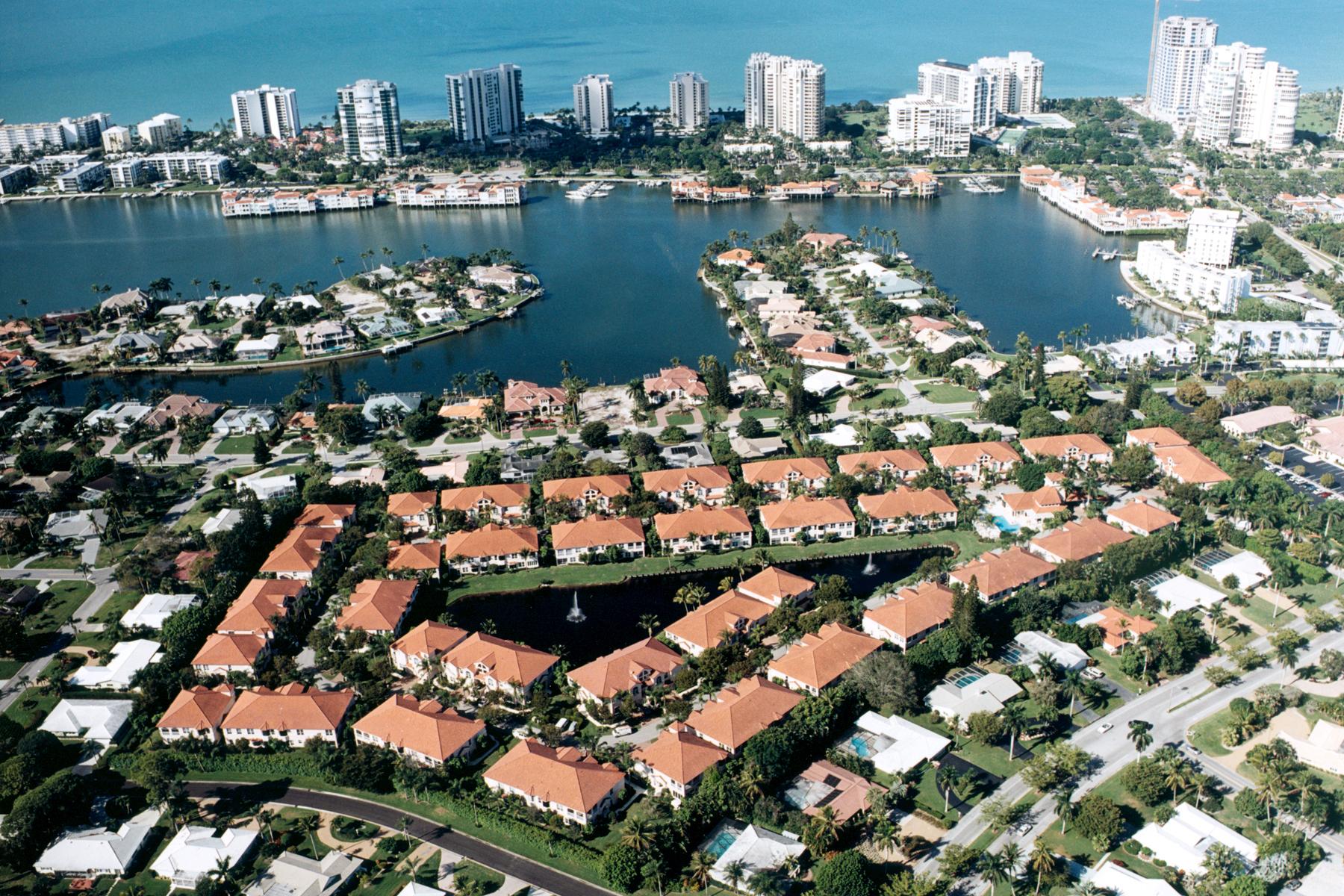 Condominium for Sale at PARK SHORE 245 Colonade Cir Naples, Florida 34103 United States
