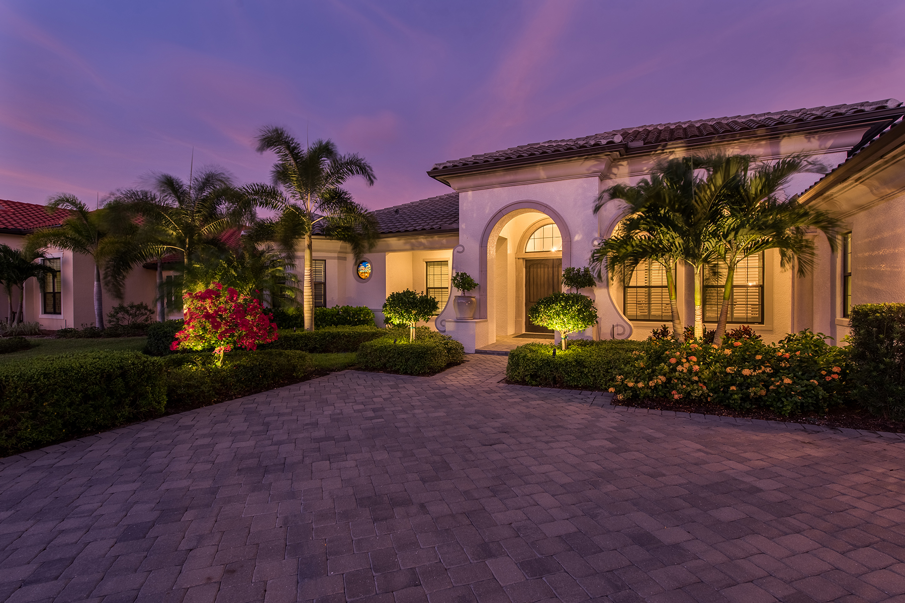 Einfamilienhaus für Verkauf beim TIBURON - MARSALA 14488 Marsala Way Naples, Florida, 34109 Vereinigte Staaten