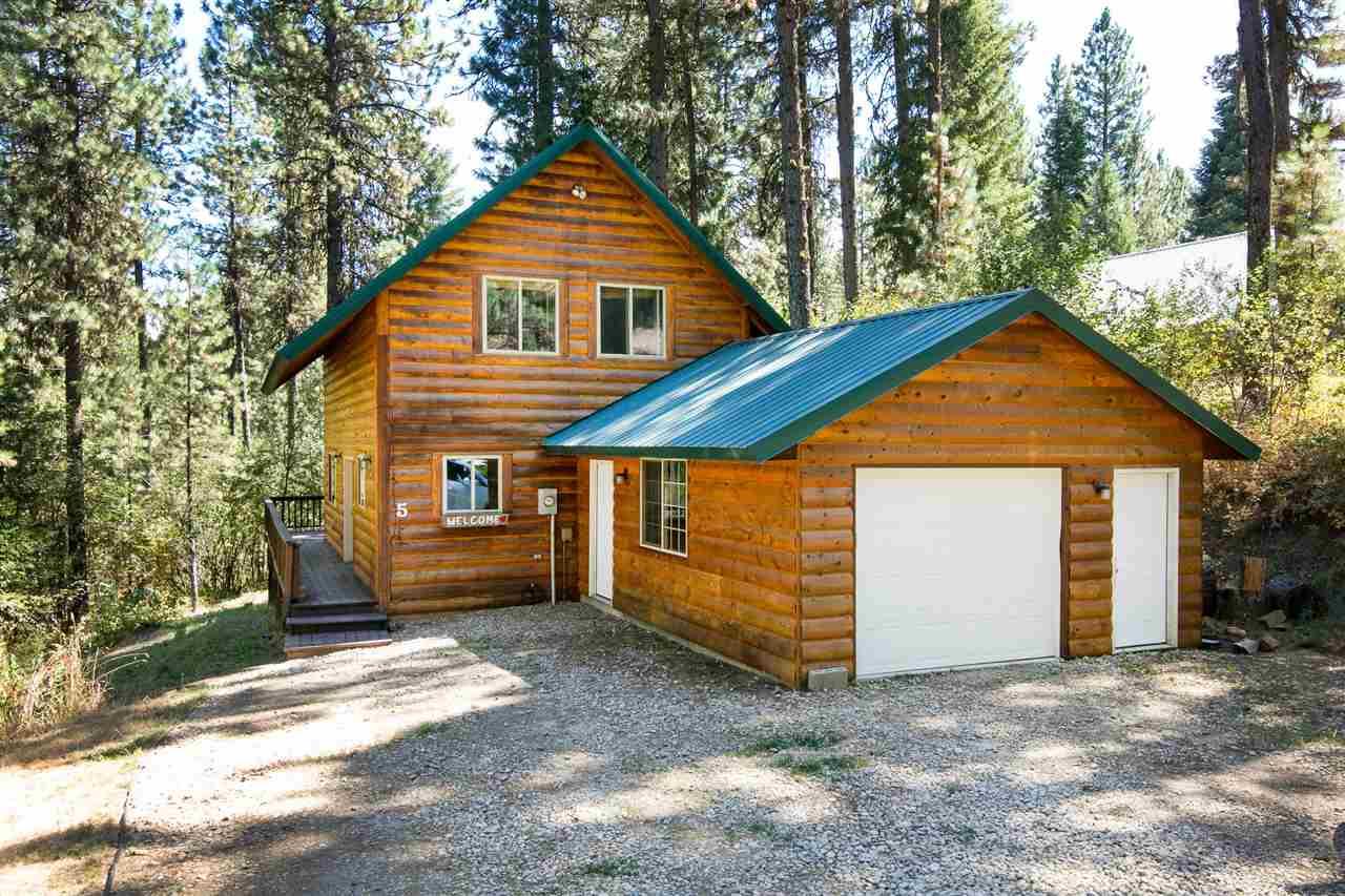 Casa para uma família para Venda às 5 Huckleberry Road, Garden Valley 5 Huckleberry Rd Garden Valley, Idaho, 83622 Estados Unidos