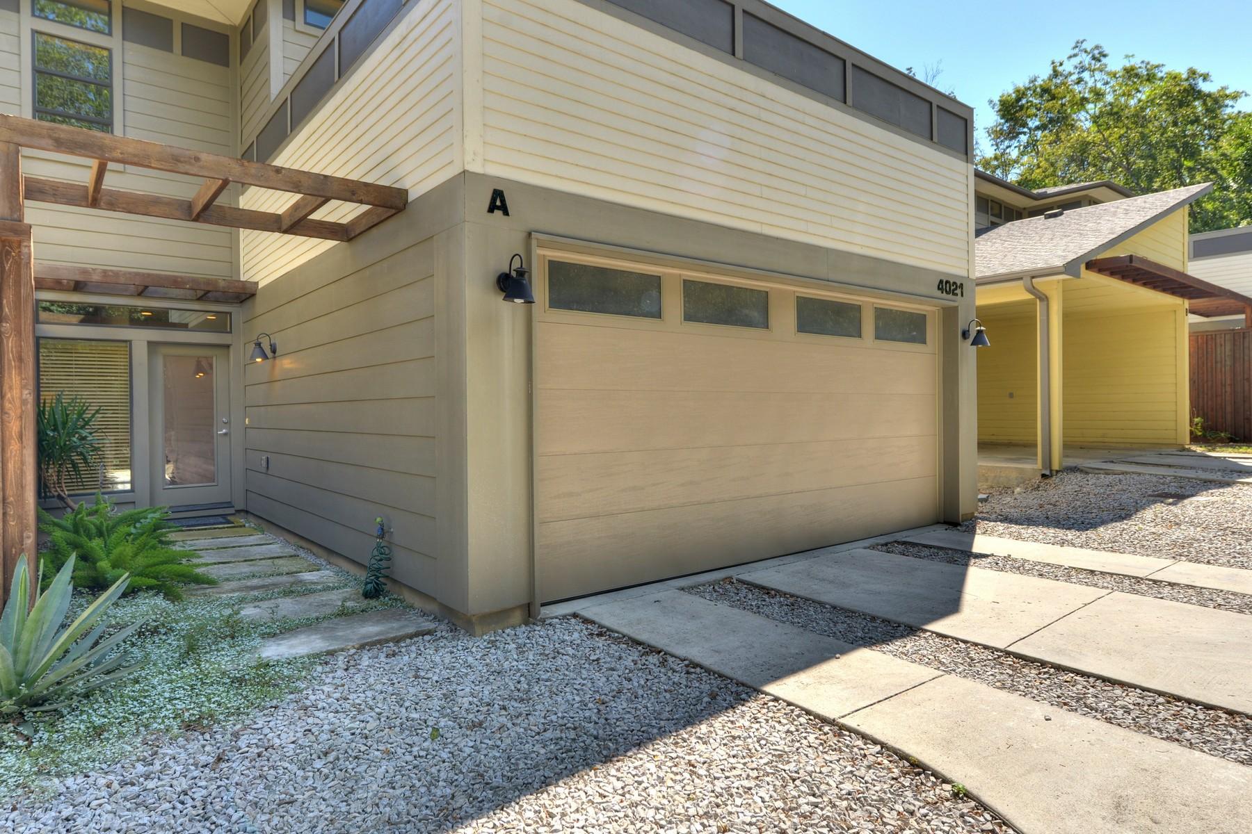 Condominium for Sale at Fantastic Location Near South Lamar! 4021 Valley View Rd A Austin, Texas 78704 United States