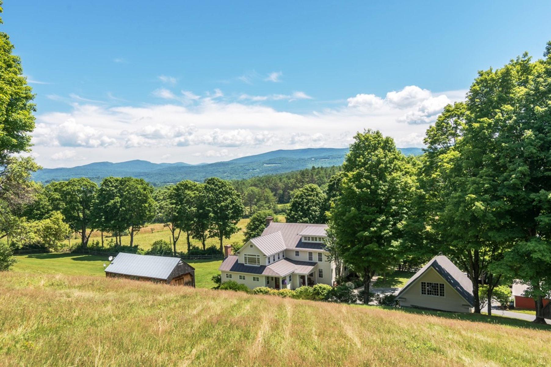 Single Family Home for Sale at 1285 Union Village Rd, Norwich Norwich, Vermont, 05055 United States