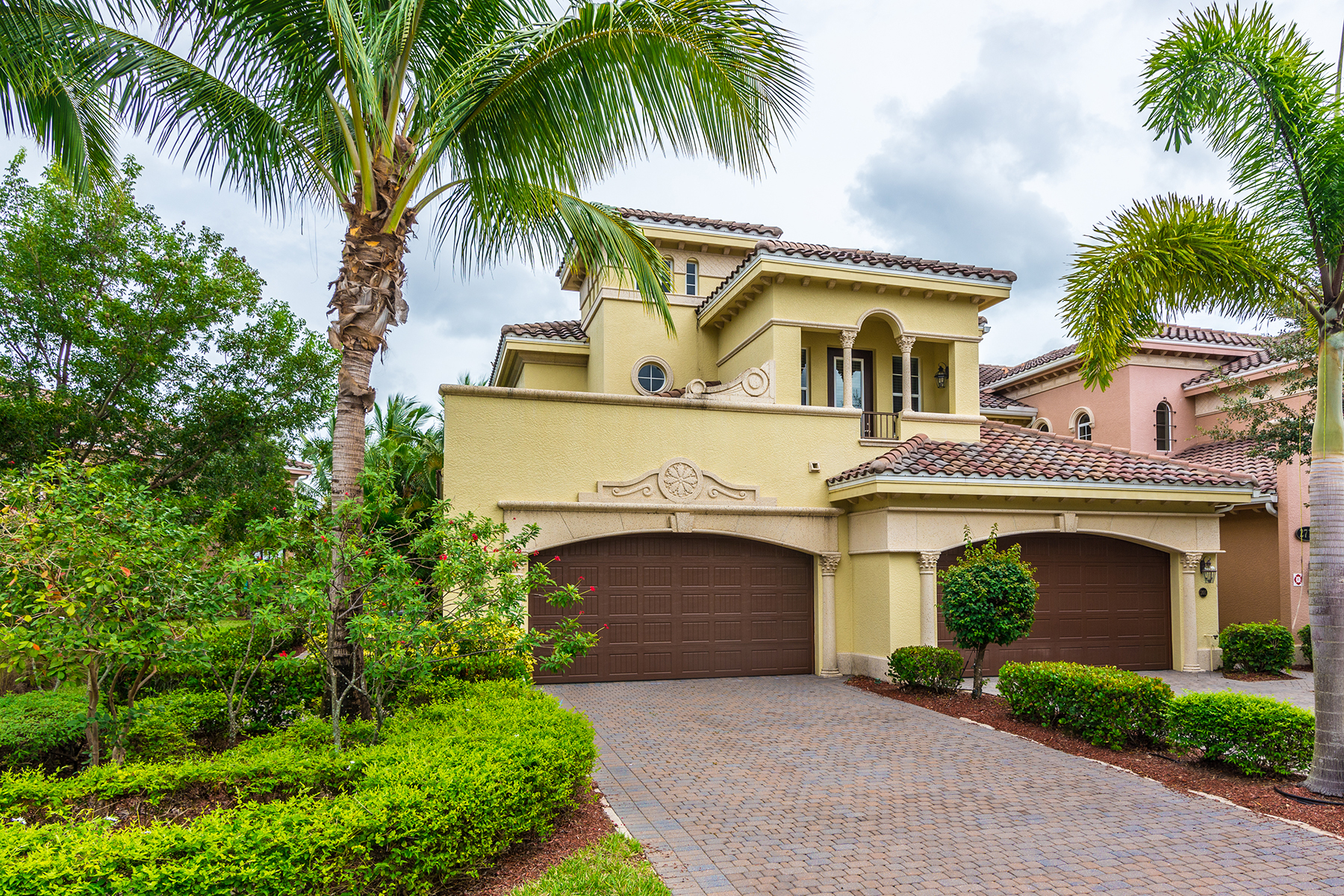 Nhà chung cư vì Bán tại FIDDLER'S CREEK - CALLISTA 2718 Callista Ct 101 Naples, Florida 34114 Hoa Kỳ