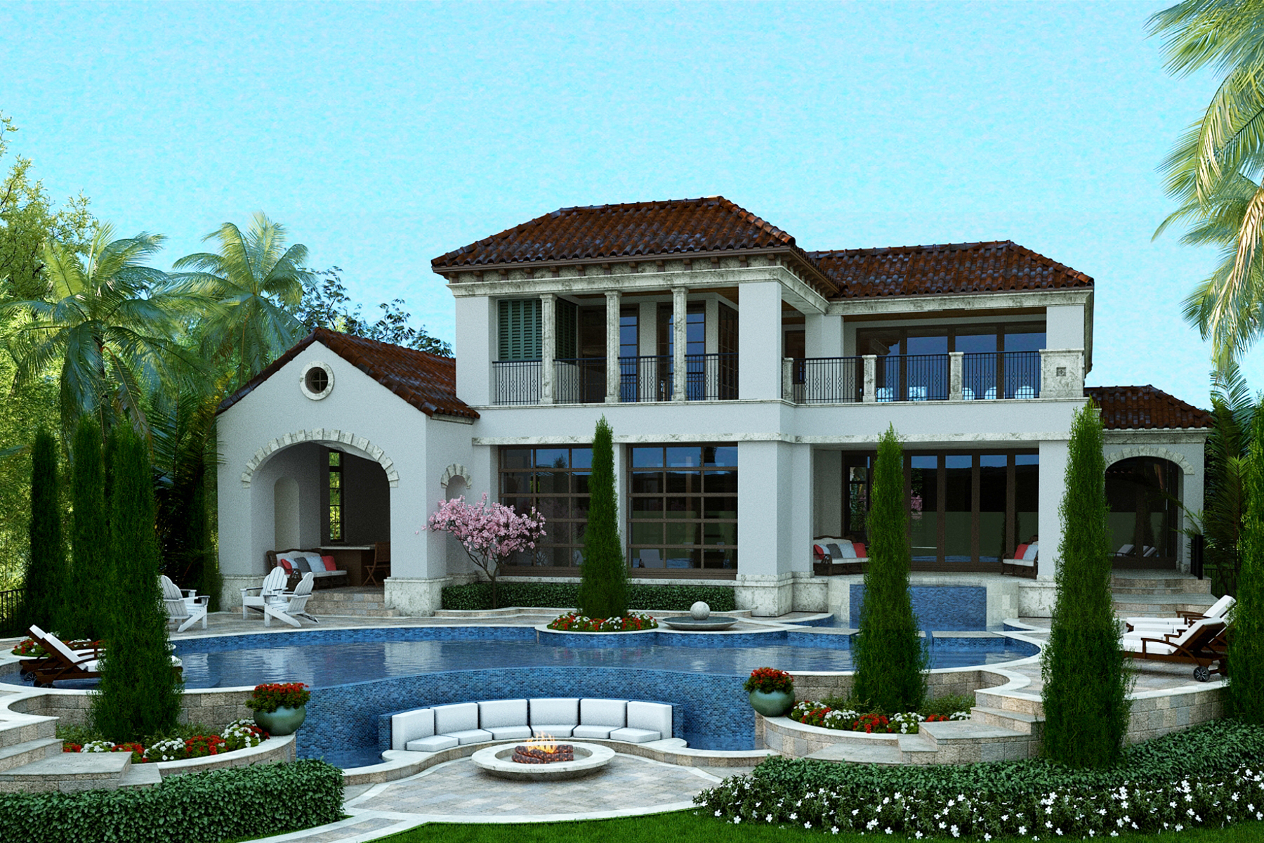 Villa per Vendita alle ore PORT ROYAL - PORT ROYAL CUTLASS COVE 4233 Gordon Dr Naples, Florida 34102 Stati Uniti