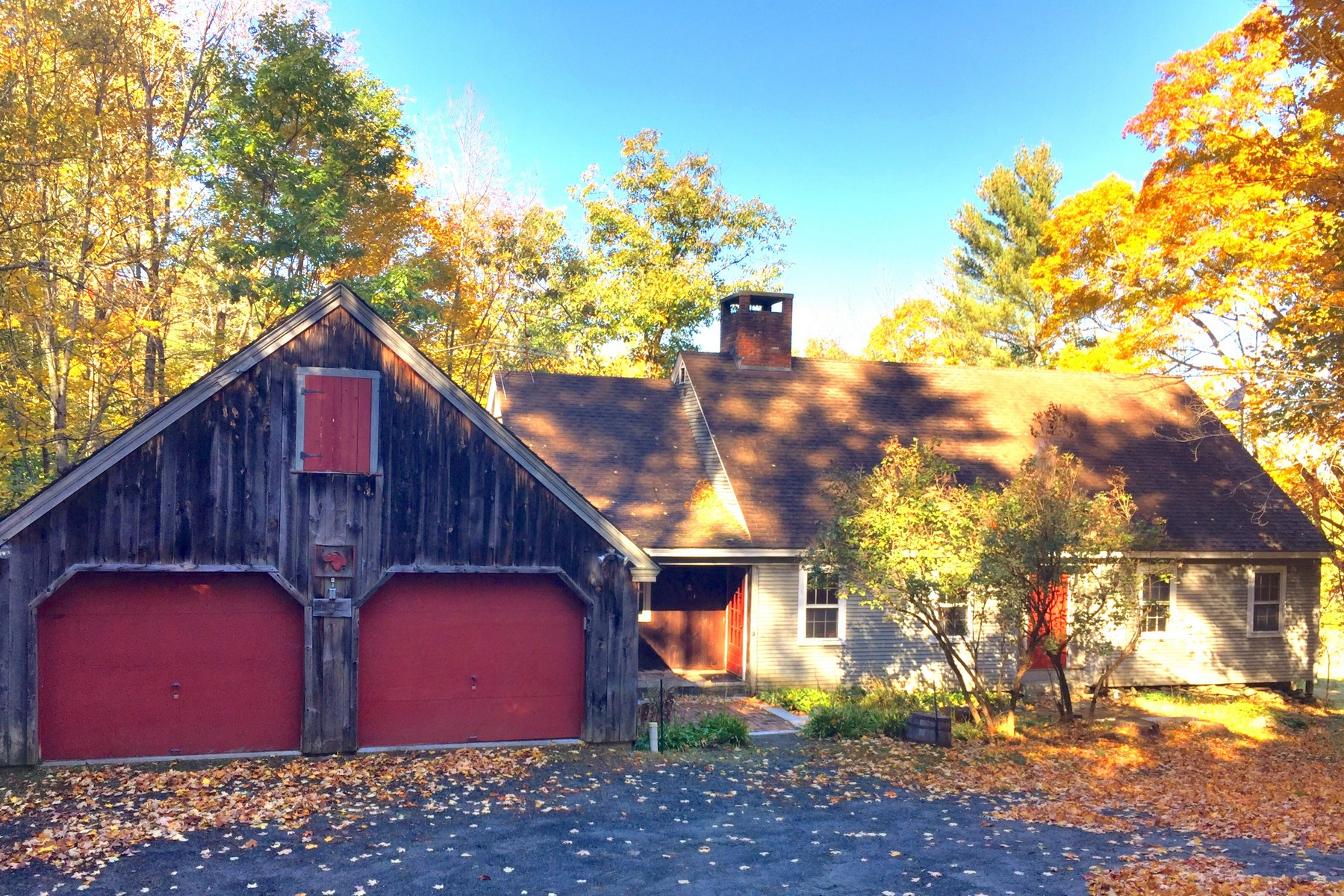 Single Family Home for Sale at 202 Dogford, Hanover Hanover, New Hampshire, 03755 United States