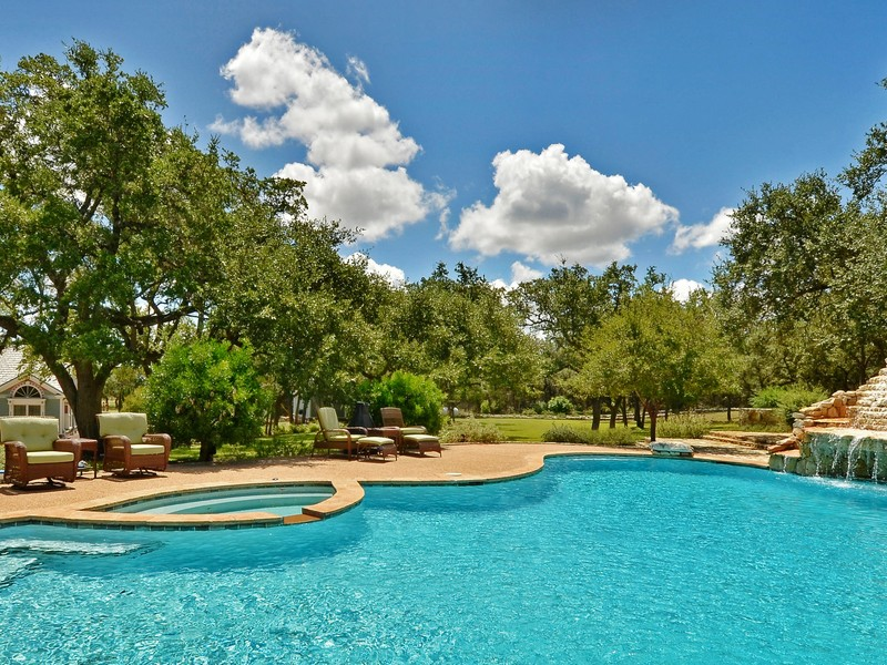 Single Family Home for Sale at Royal Country Estate 690 Autumn Ln Dripping Springs, Texas 78620 United States