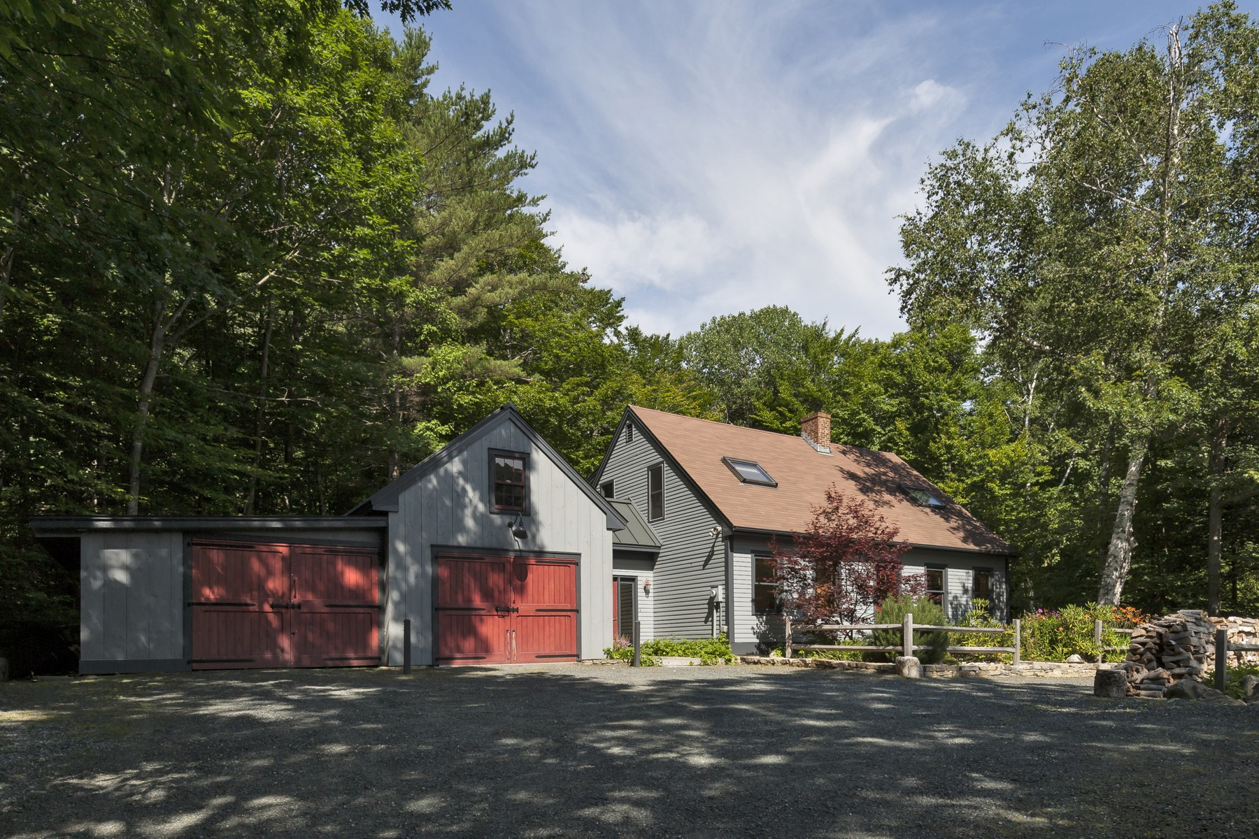 Single Family Home for Sale at 18 Canaan Ledge Lane, Lyme 18 Canaan Ledge Ln Lyme, New Hampshire, 03768 United States