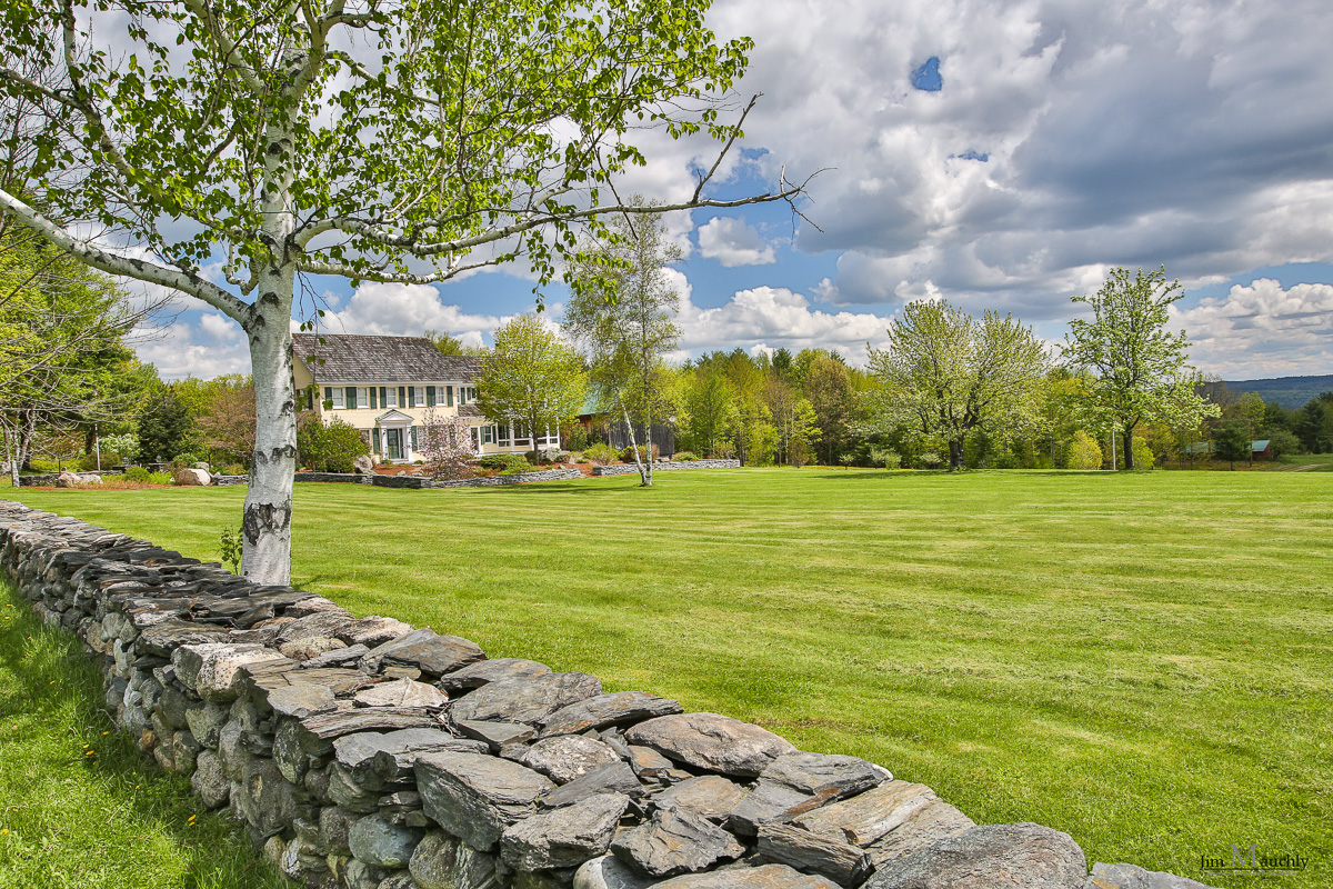 Single Family Home for Sale at Wellspring Farm 256 Walter Westney Springfield, Vermont, 05156 United States