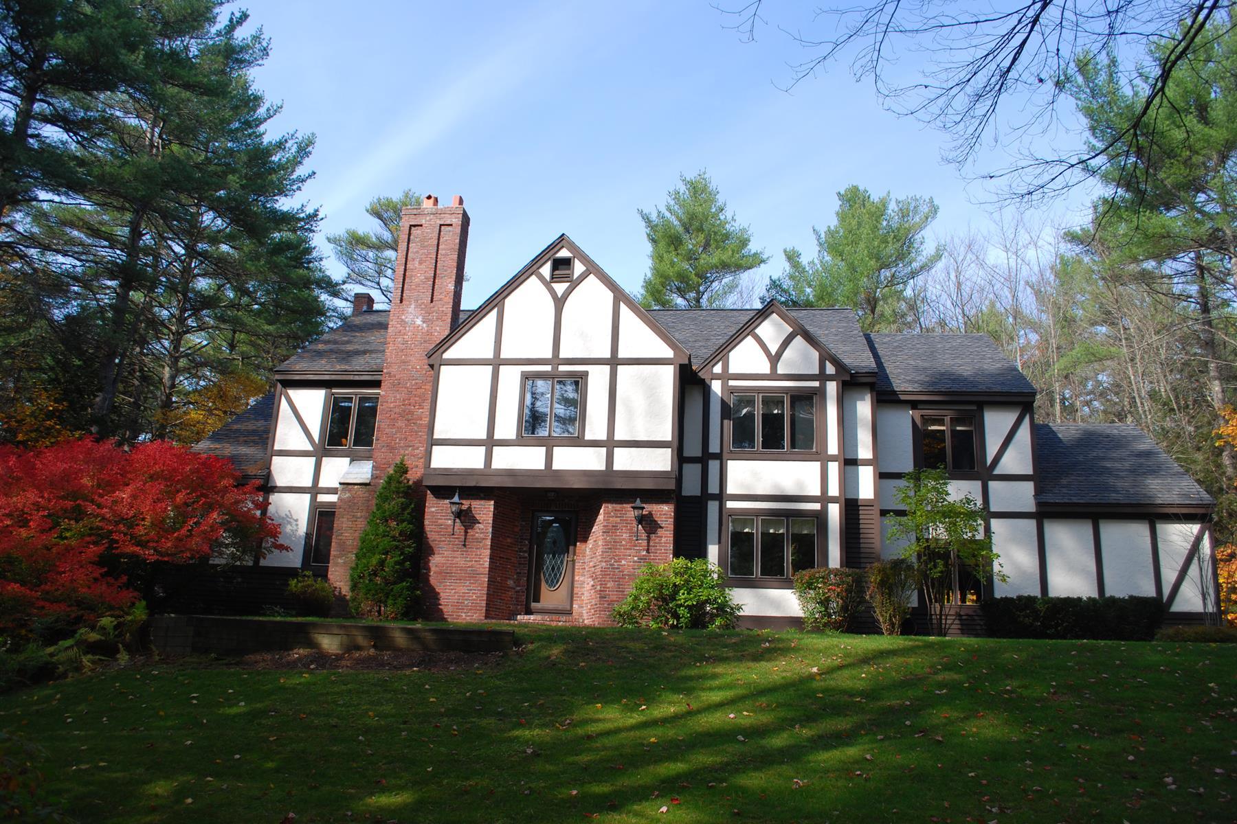 独户住宅 为 销售 在 112 Ridge Road, New London 112 Ridge Rd New London, 新罕布什尔州 03257 美国