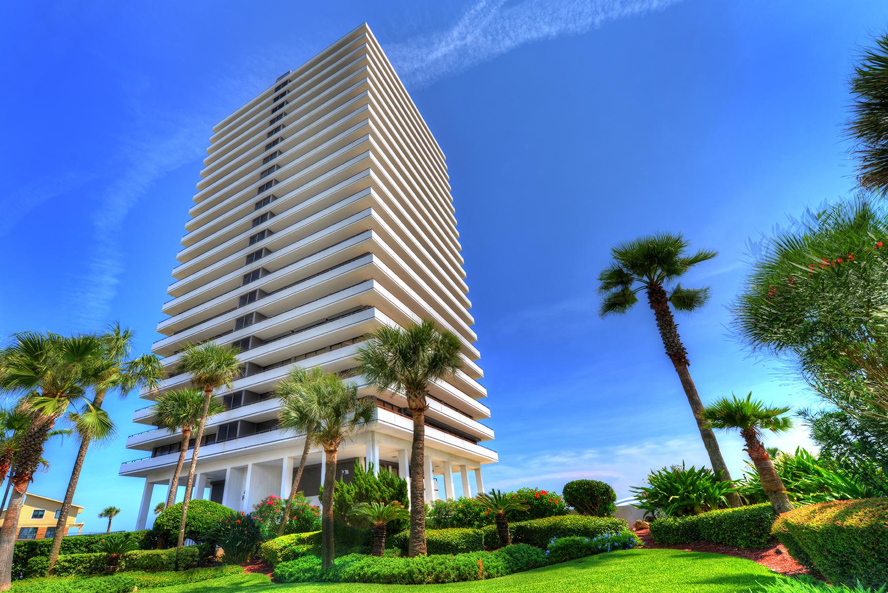 콘도미니엄 용 매매 에 SPRUCE CREEK AND THE BEACHES 2200 N Atlantic Ave 1602 Daytona Beach, 플로리다, 32118 미국