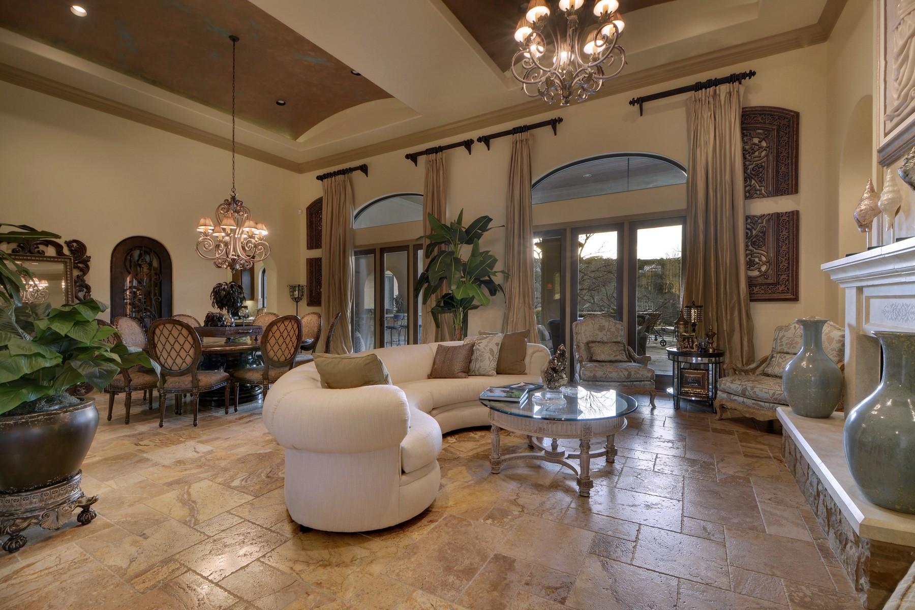 Additional photo for property listing at Lake Austin Estate on 5.8 acres 14300 Flat Top Ranch Rd Austin, Texas 78732 Estados Unidos