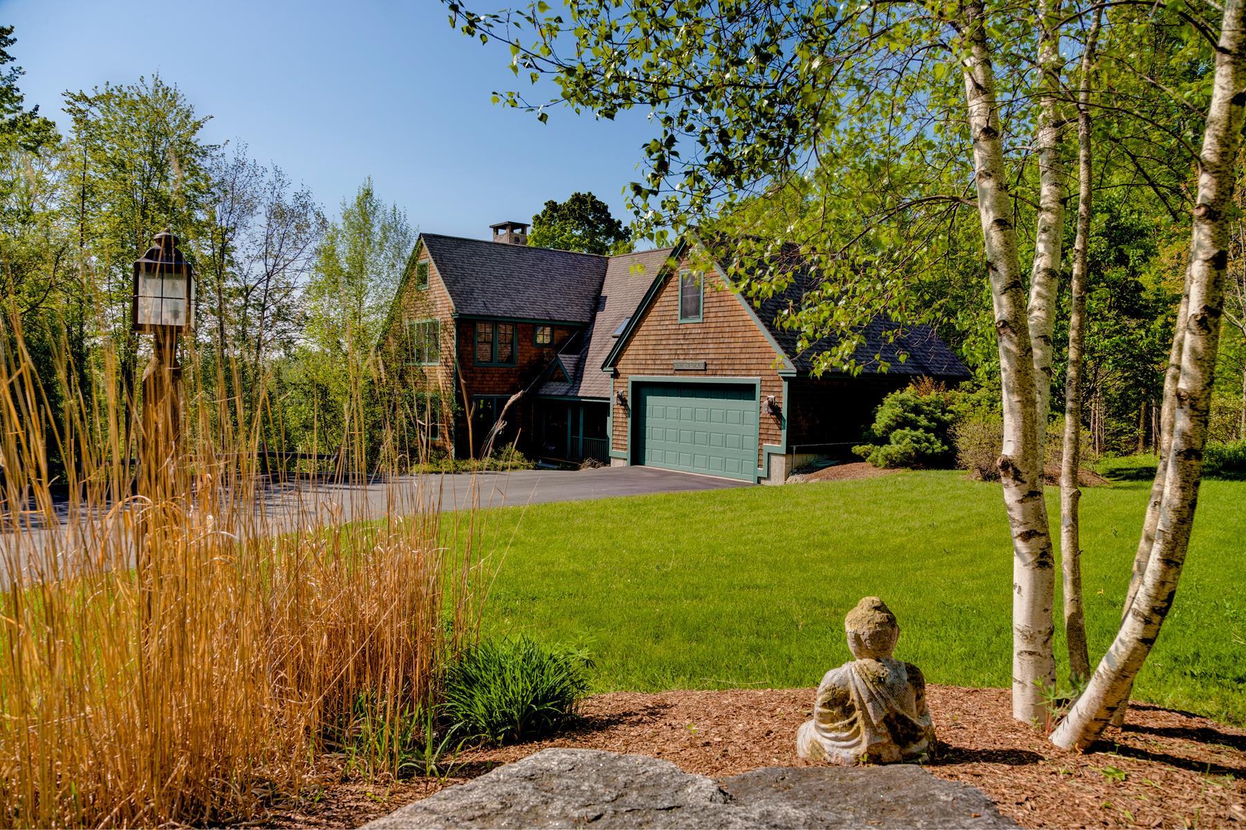 Casa Unifamiliar por un Venta en 202 Colby Hill Road, Springfield 202 Colby Hill Rd Springfield, Nueva Hampshire, 03284 Estados Unidos