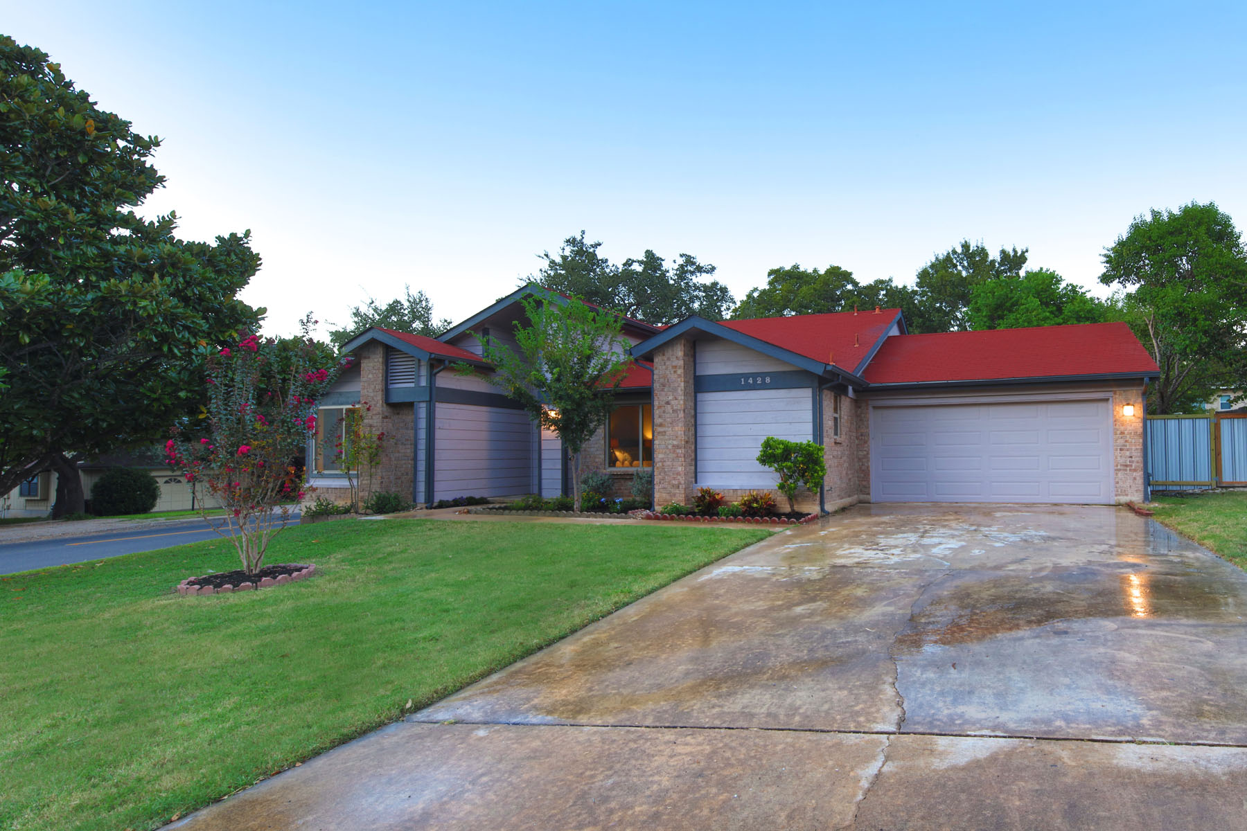Single Family Home for Sale at Completely Remodeled with Architectural Charm 1428 Gracy Dr Austin, Texas 78758 United States