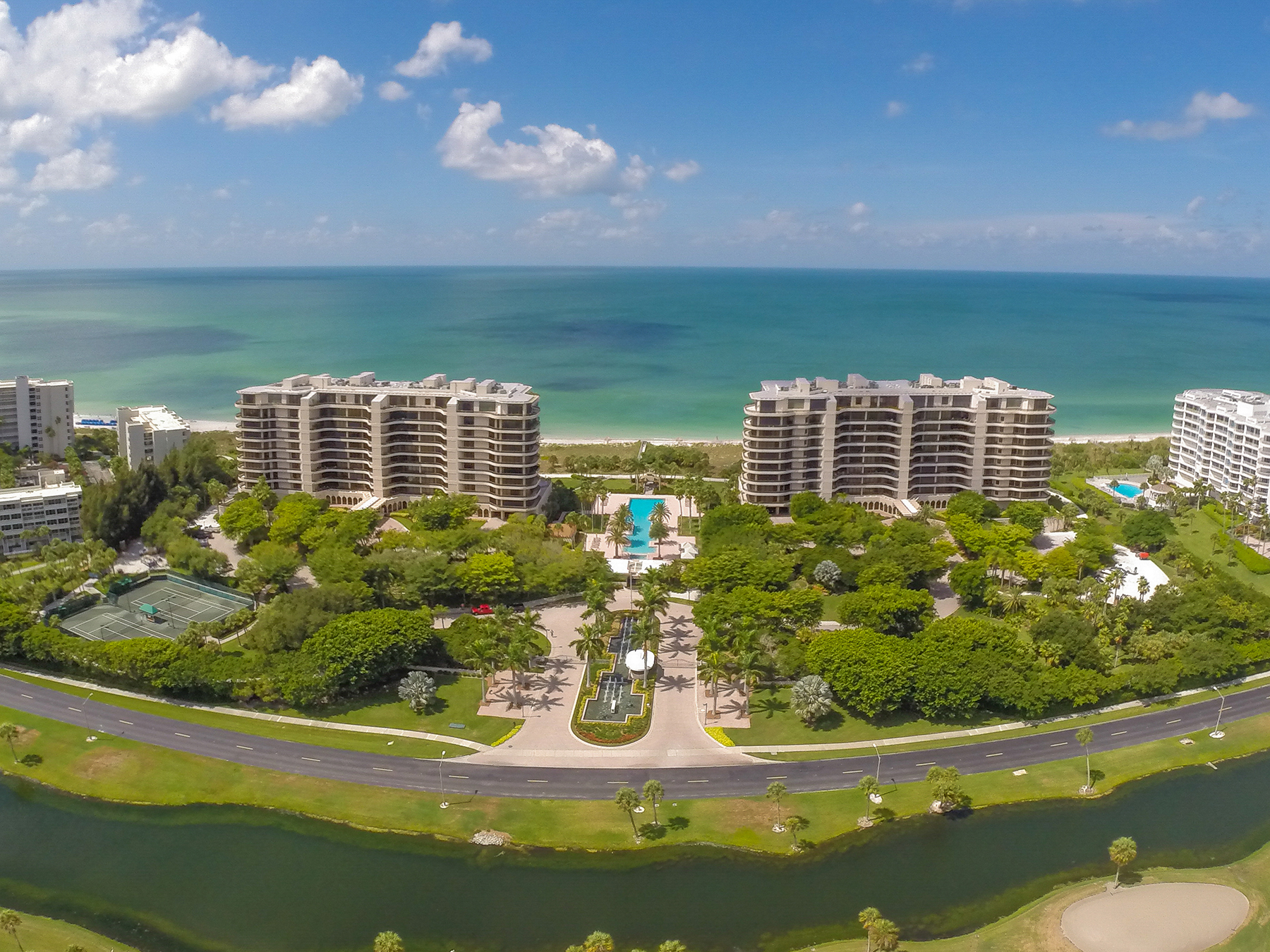 Condominium for Sale at L AMBIANCE 415 L Ambiance Dr D606 Longboat Key, Florida 34228 United States