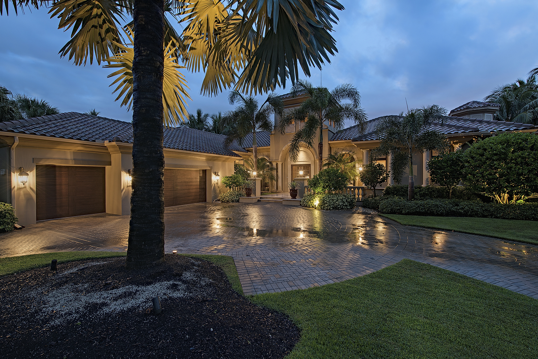 Casa Unifamiliar por un Venta en 1425 Nighthawk Pt , Naples, FL 34105 1425 Nighthawk Pt Estuary At Grey Oaks, Naples, Florida, 34105 Estados Unidos