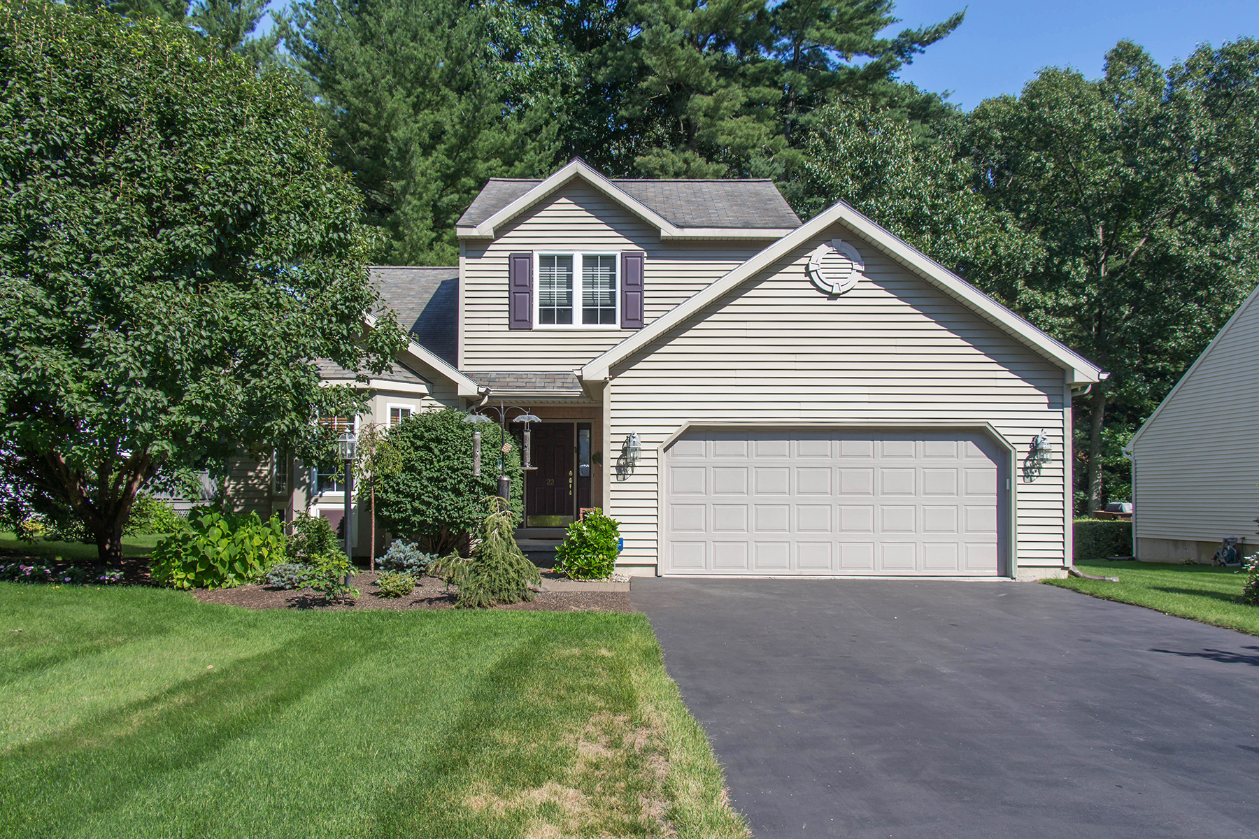 Single Family Home for Sale at Summer Wind 22 Waterview Dr Saratoga Springs, New York 12866 United States