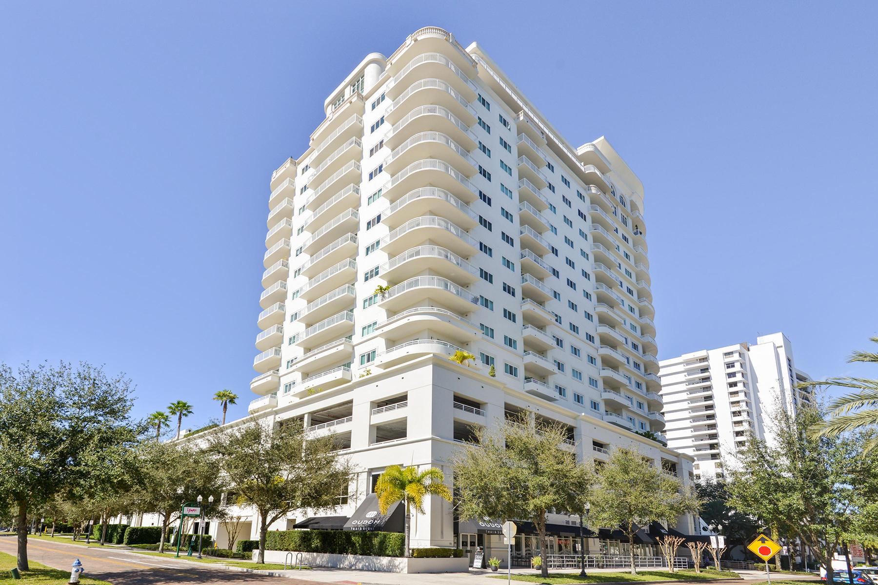 Condominium for Sale at ORLANDO 100 S Eola Dr 1713 Orlando, Florida, 32801 United States