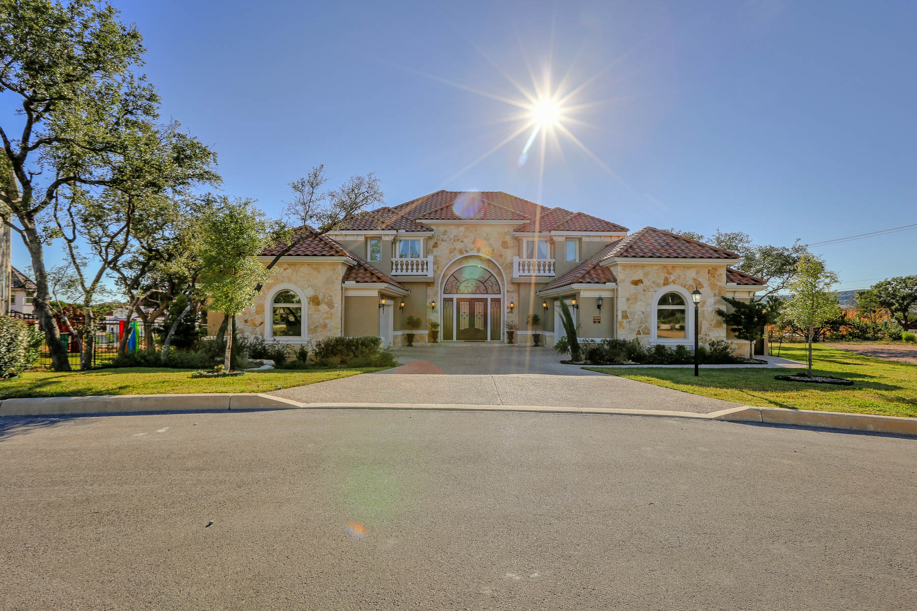 Vivienda unifamiliar por un Venta en Magnificent Estate in The Dominion 6334 Granada Way The Dominion, San Antonio, Texas, 78257 Estados Unidos